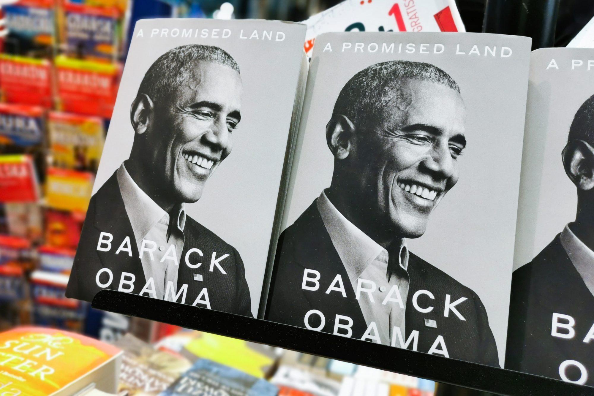Barack Obama's book