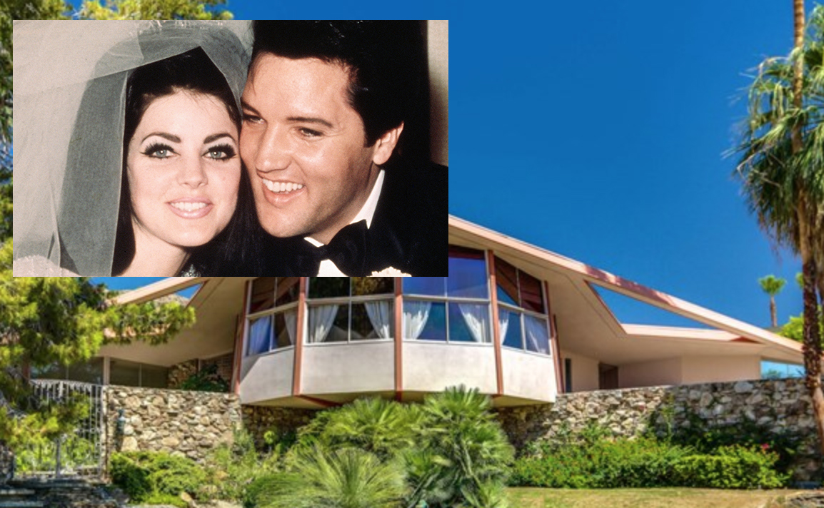 Elvis Presley's Honeymoon House