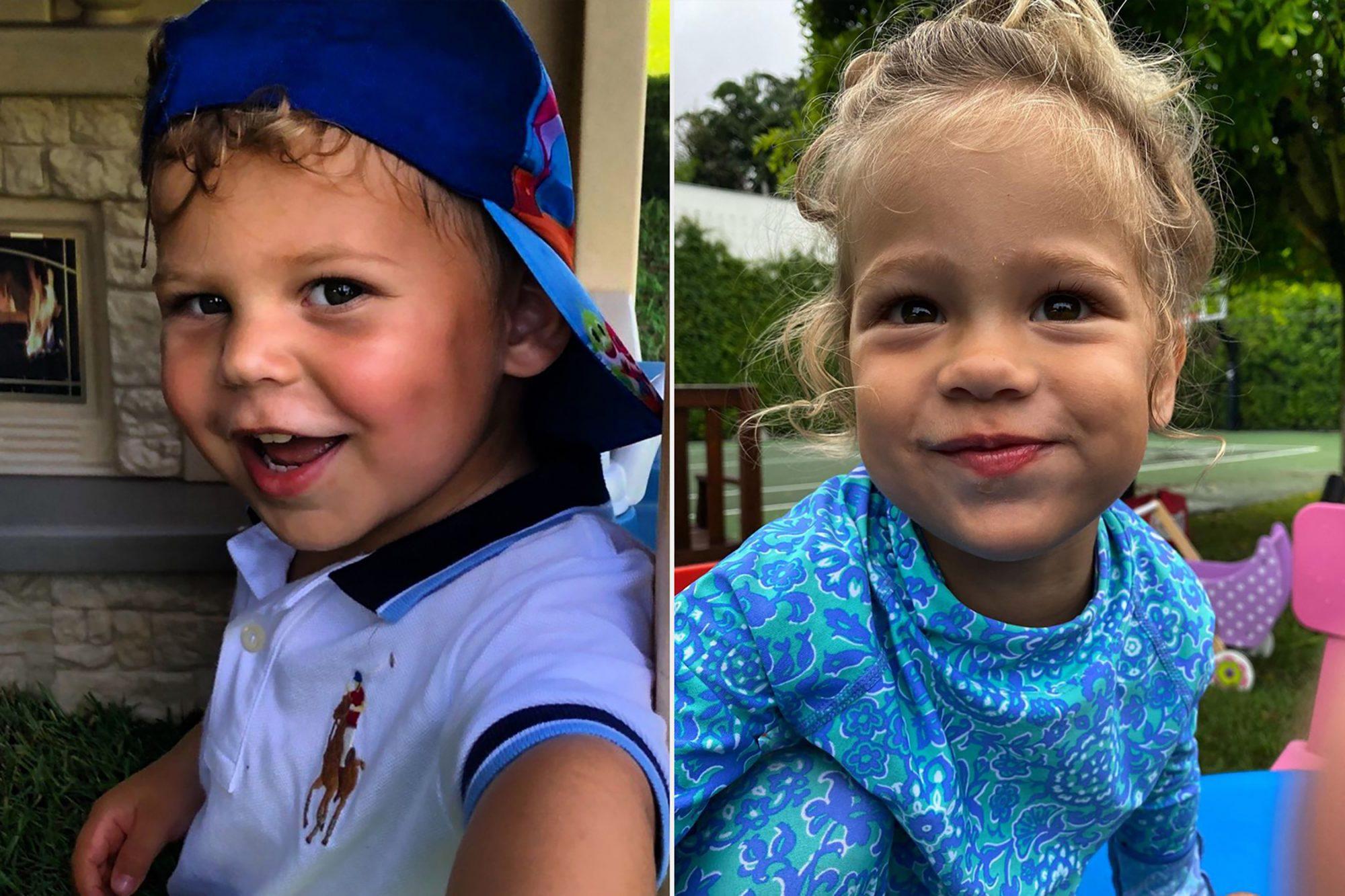 Anna y Enrique Twins