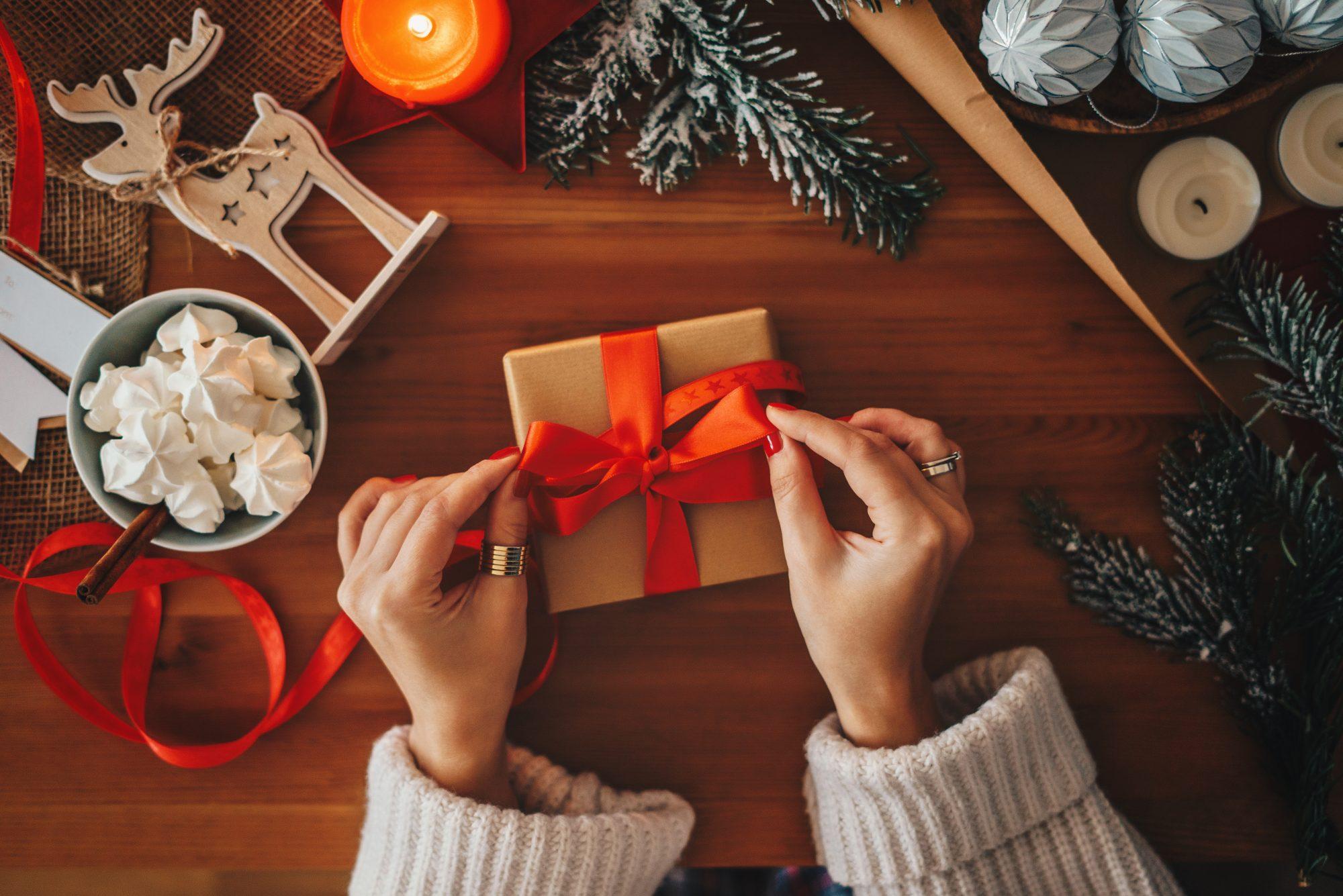 Regalos de último momento para Navidad