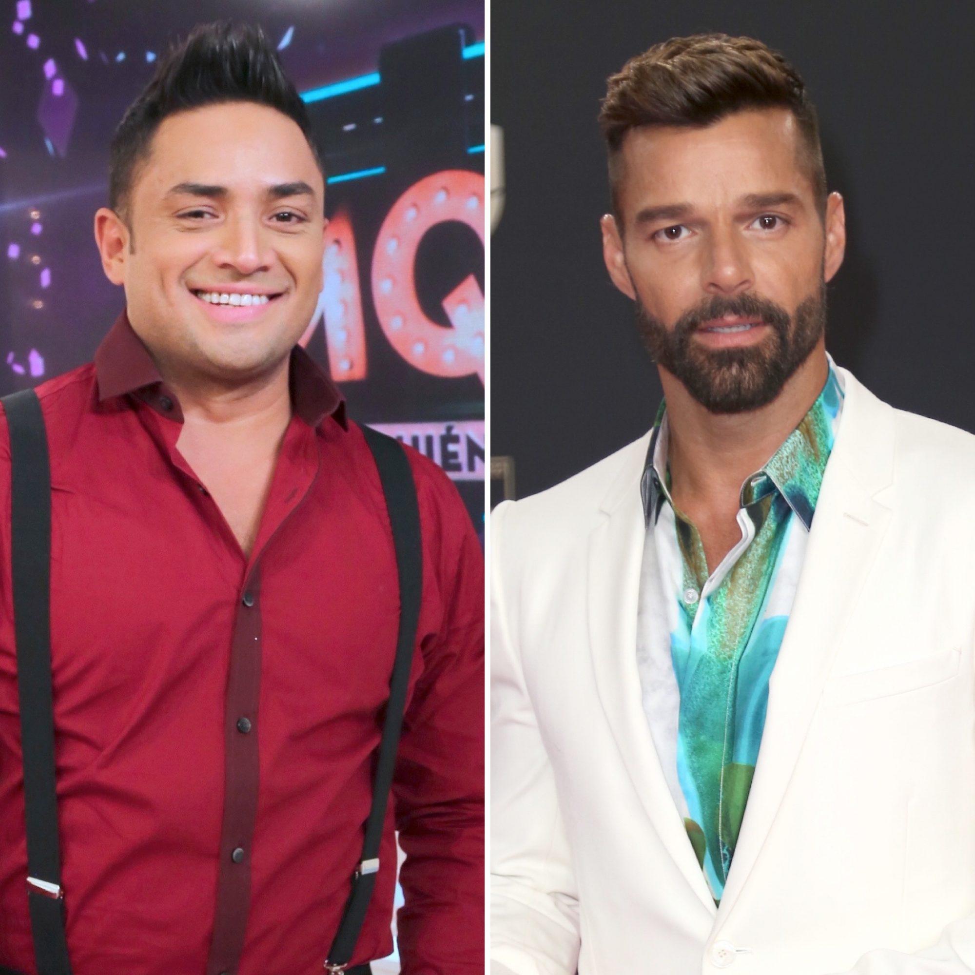 Manny Manuel y Ricky Martin