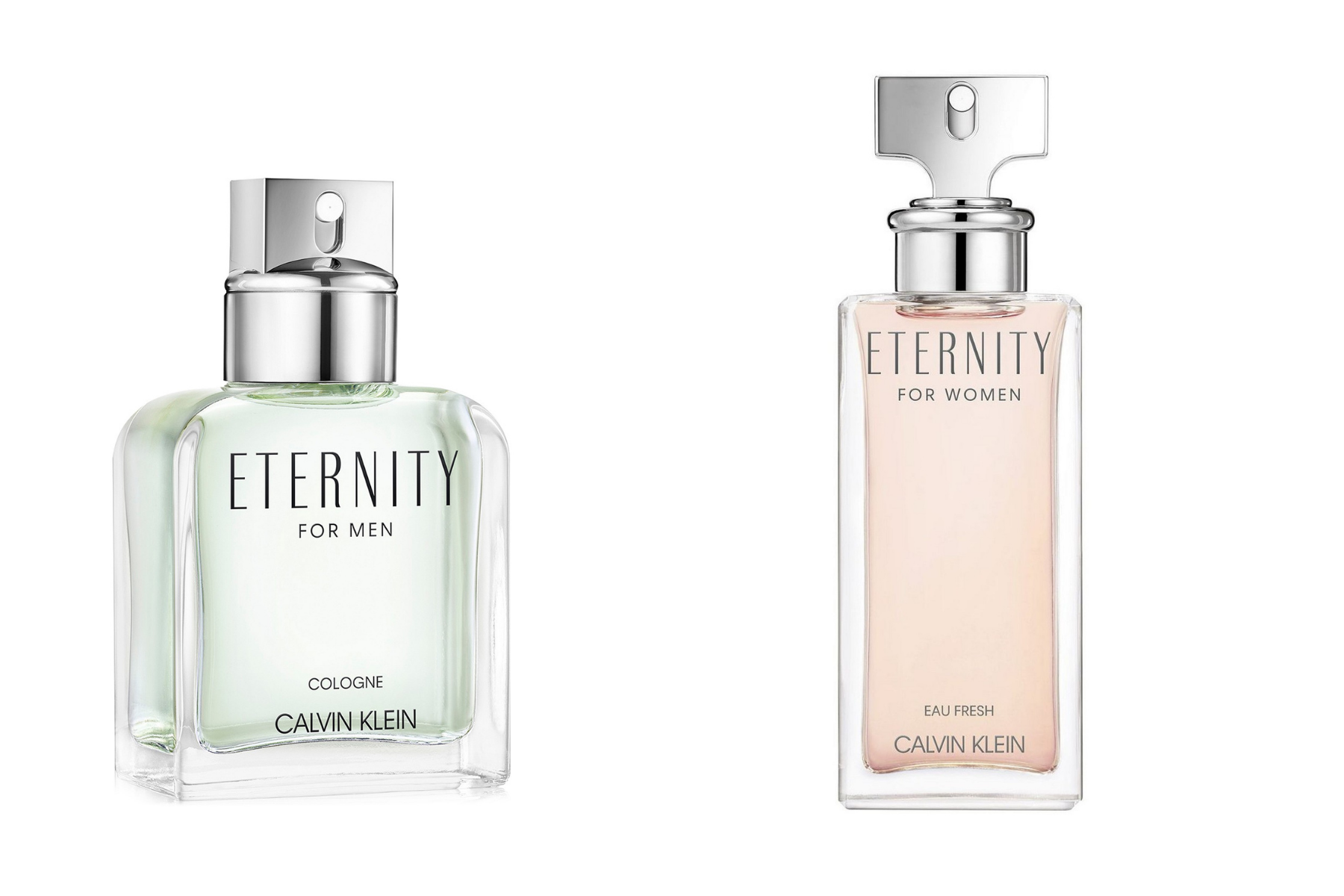 Fragancias Eternity Calvin Klein