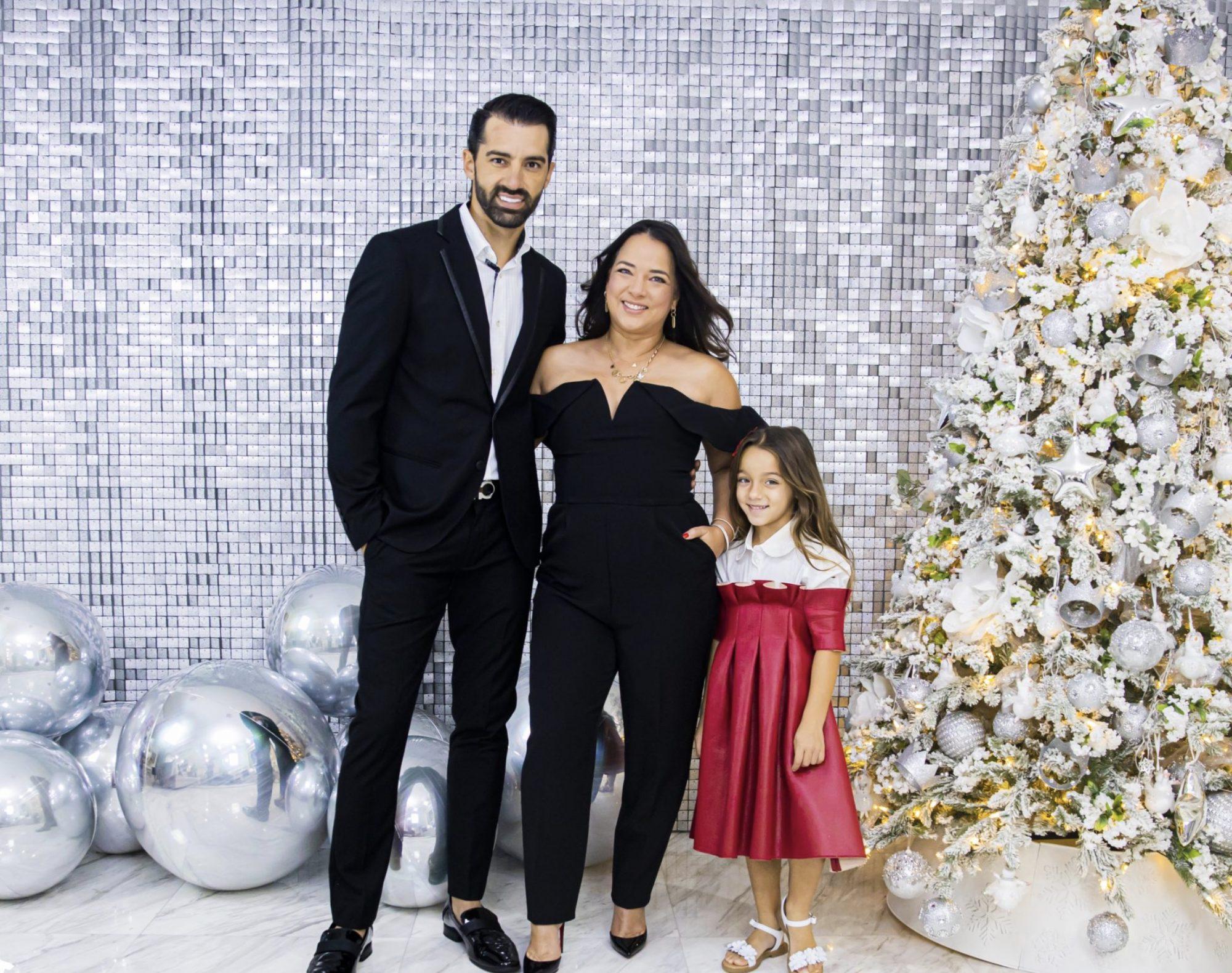 Adamari López en familia