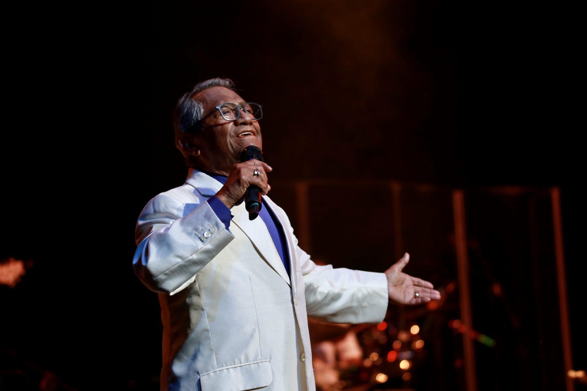 Armando Manzanero In Concert - San Juan, Puerto Rico