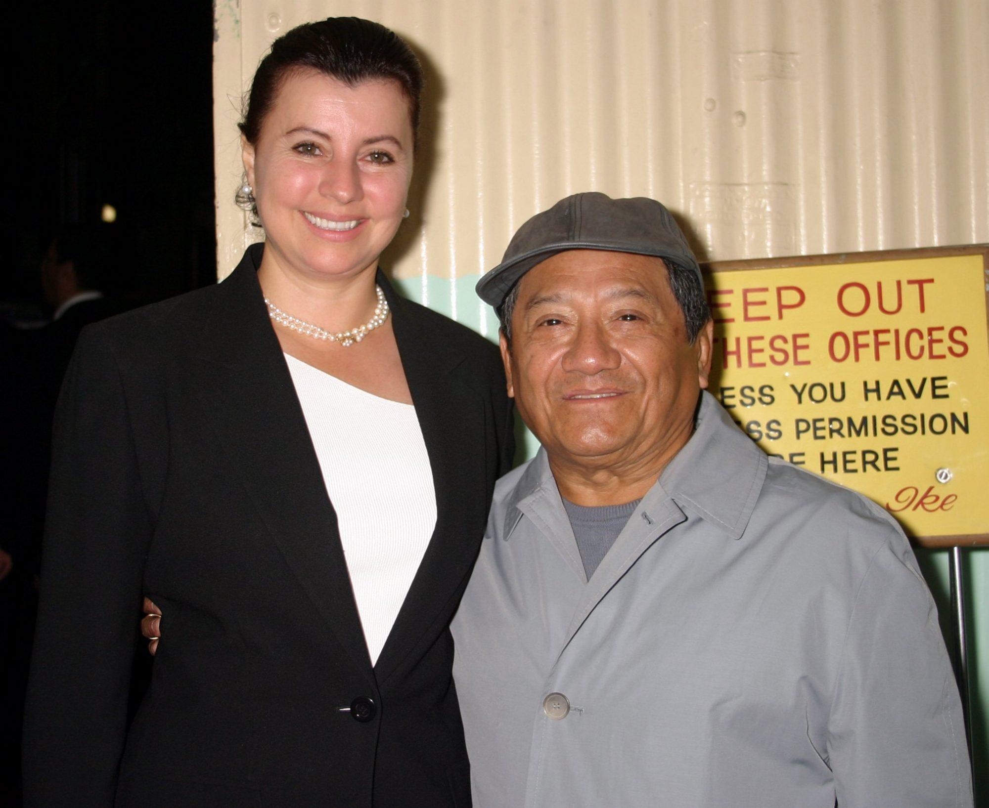 ARMANDO MANZANERO Y Olga Aradillas