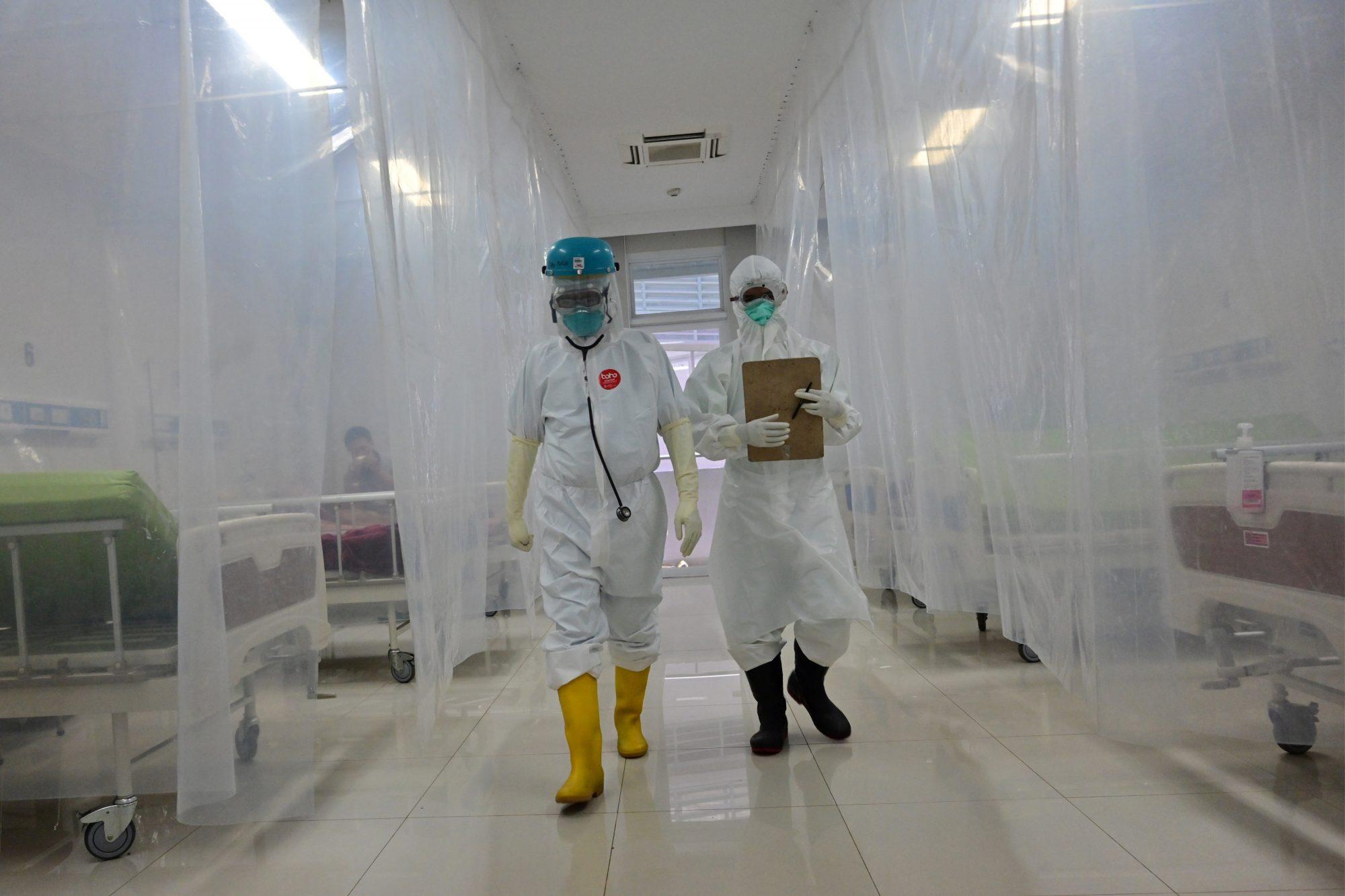 Hospital en Indonesia