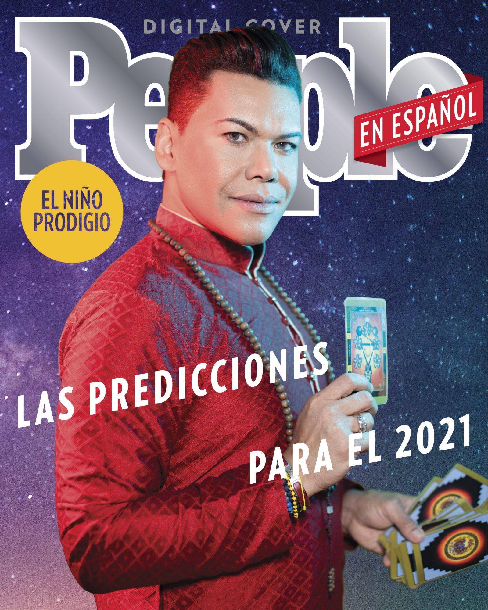 Niño Prodigio - Digital Cover
