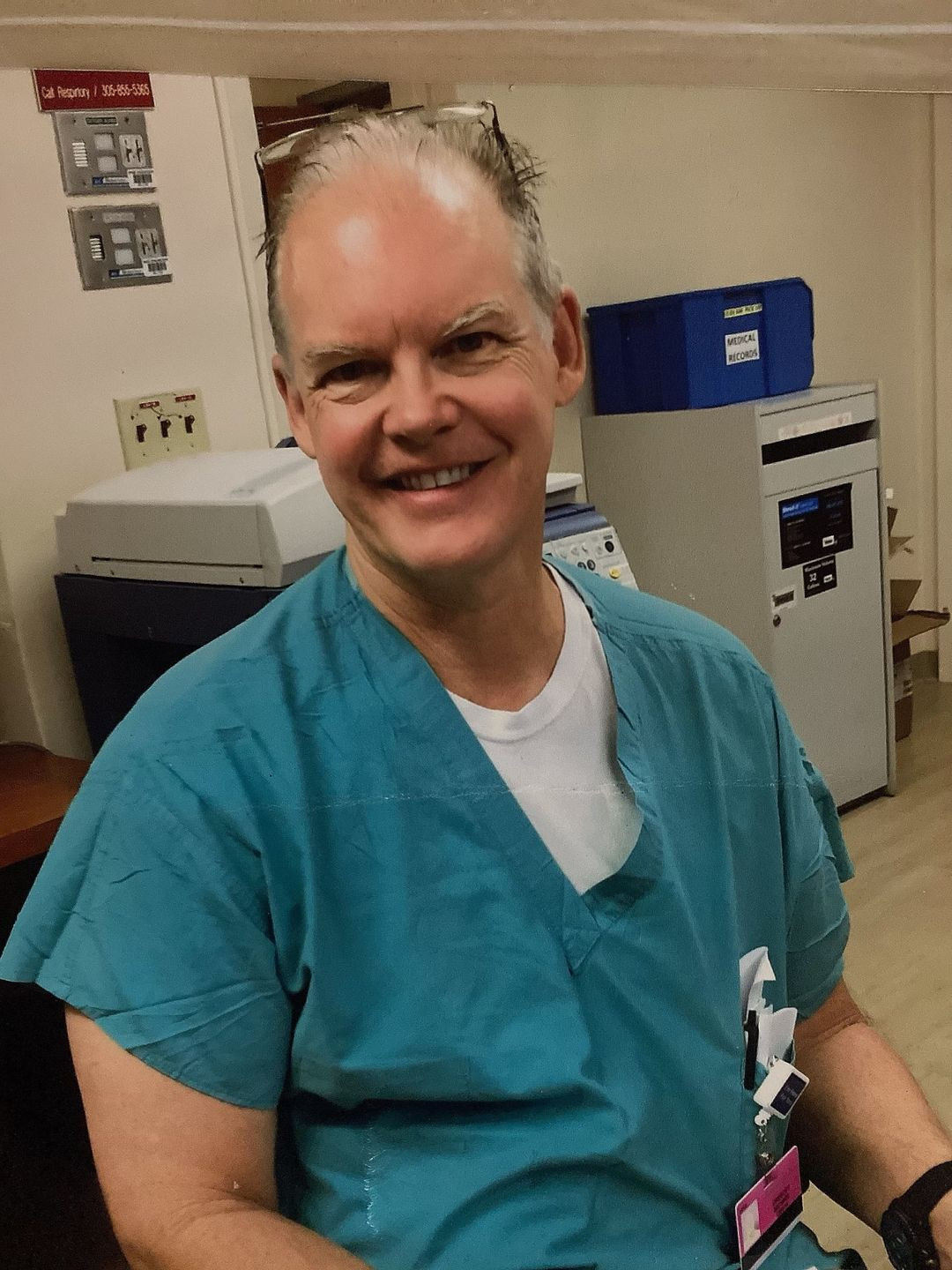 Dr. Gregory Michael
