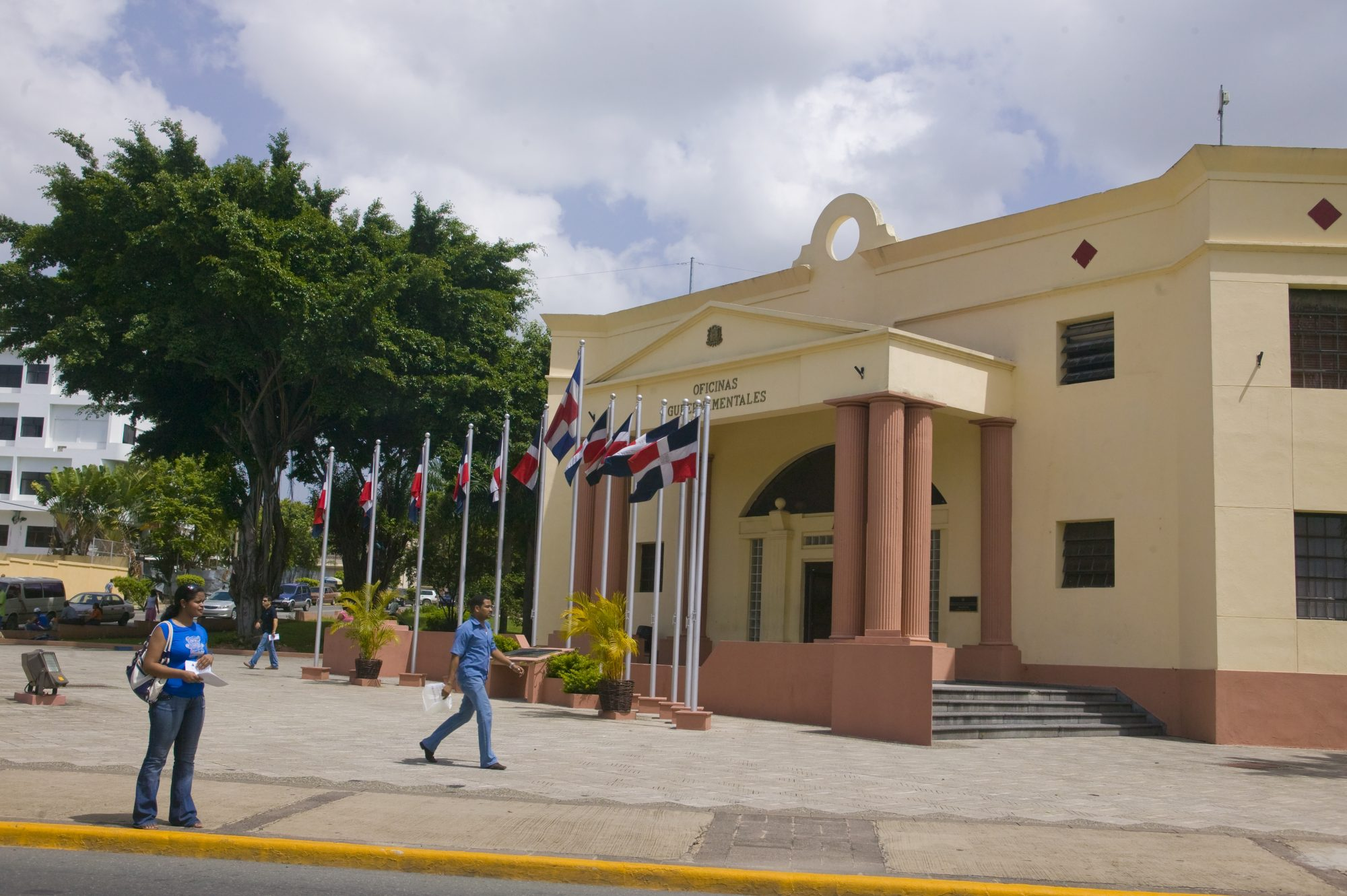 D.R. government offices