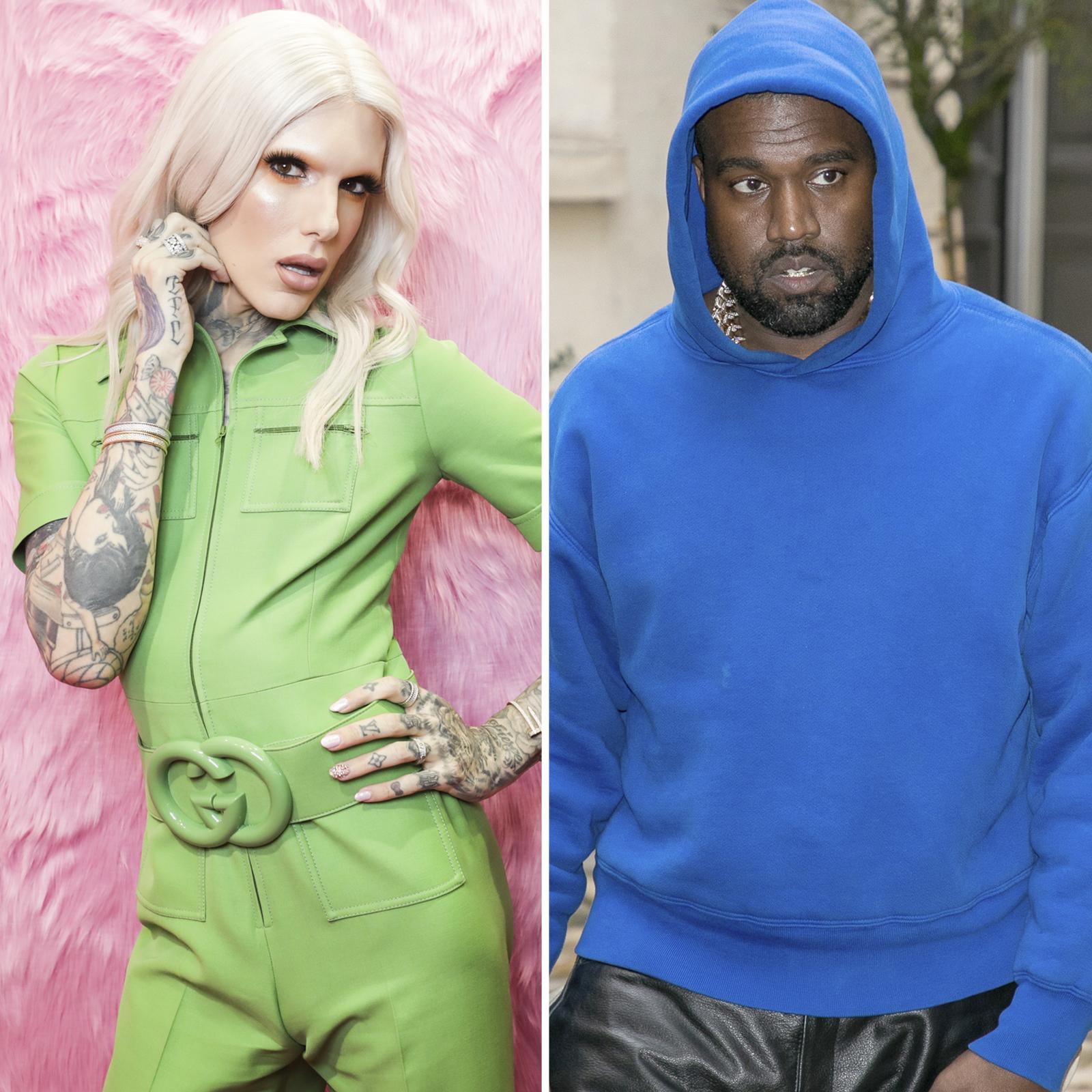 Jeffrey Star y Kanye West