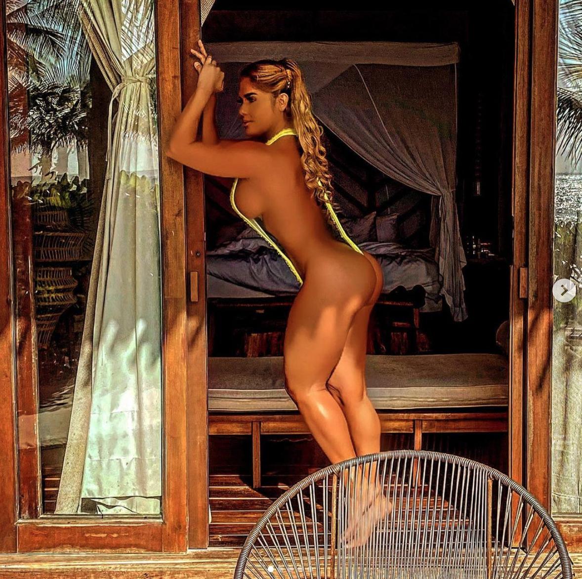 Maripily Rivera en bikini en Tulum