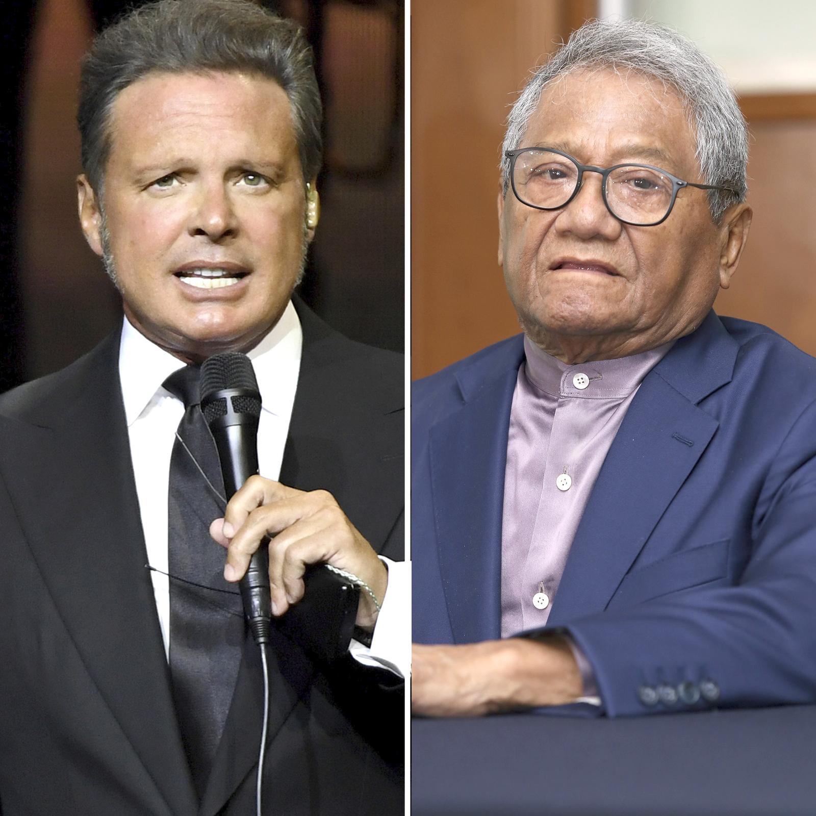 Luis Miguel y Armando Manzanero