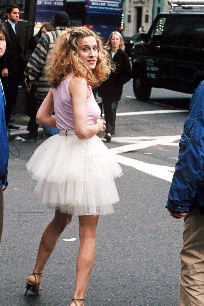 Sex and the city tutu Sarah Jessica Parker
