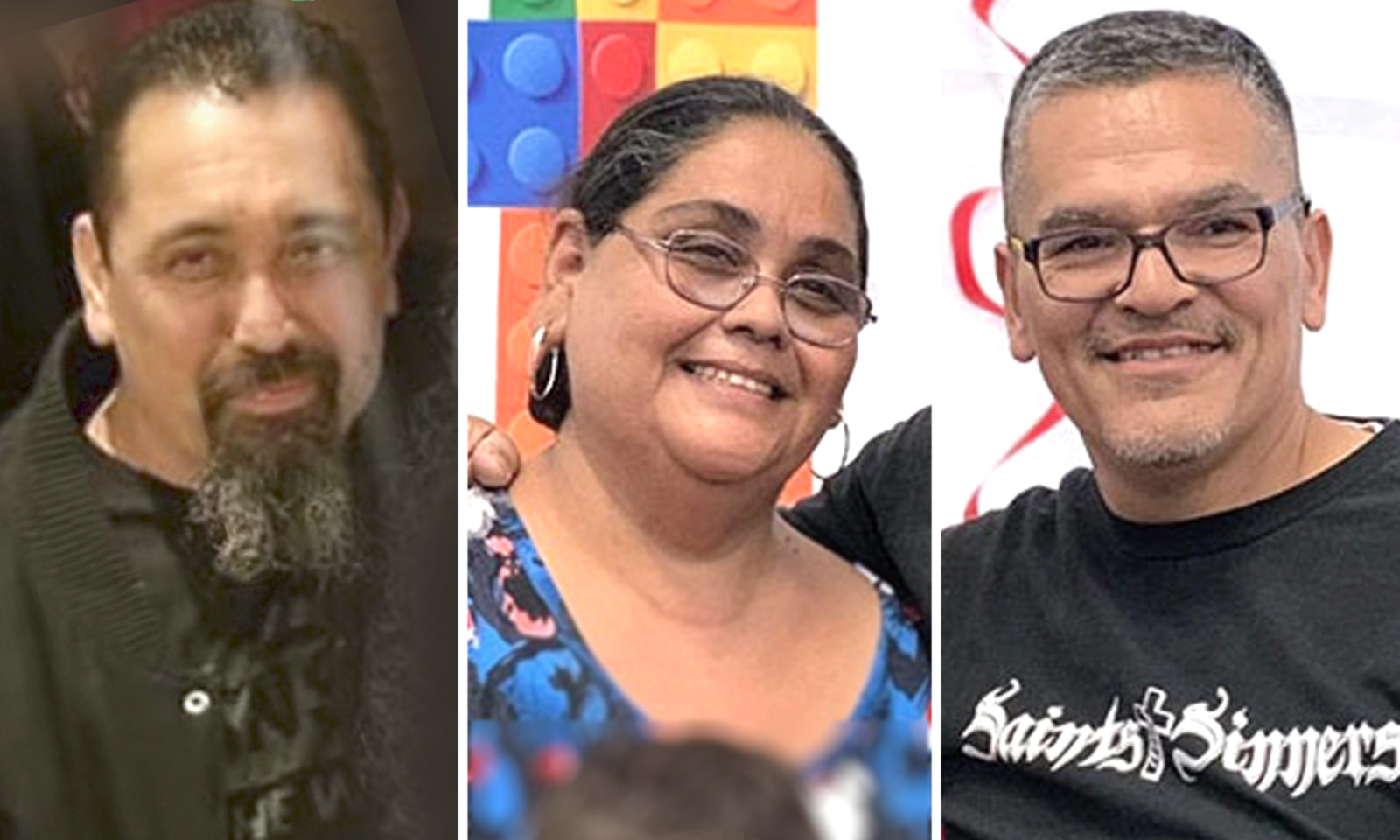 "Fabian ""Chino"" Levario, 52, died Dec. 10, followed by his sister Deborah Levario, 47 on Dec. 23 and her husband Armando Padilla, 49, on Dec. 29."