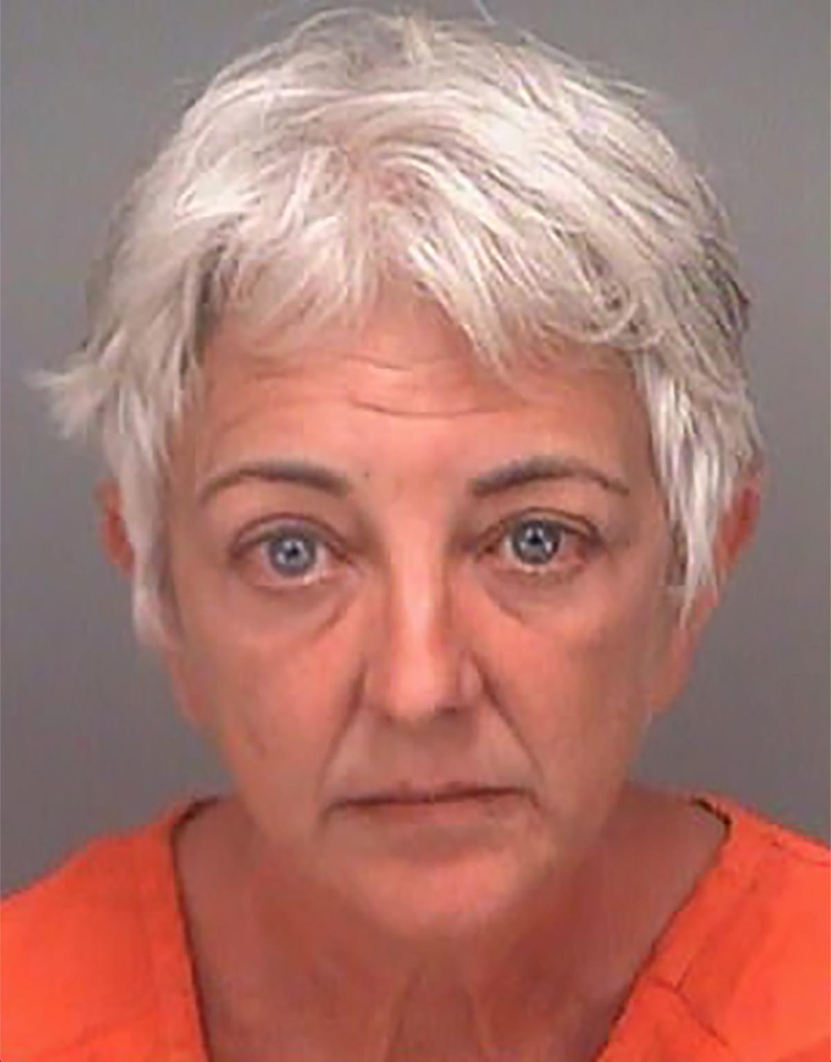 Christina Reszetar mugshot