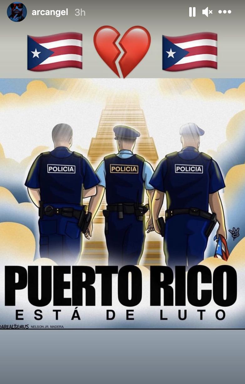 Policías de Puerto Rico