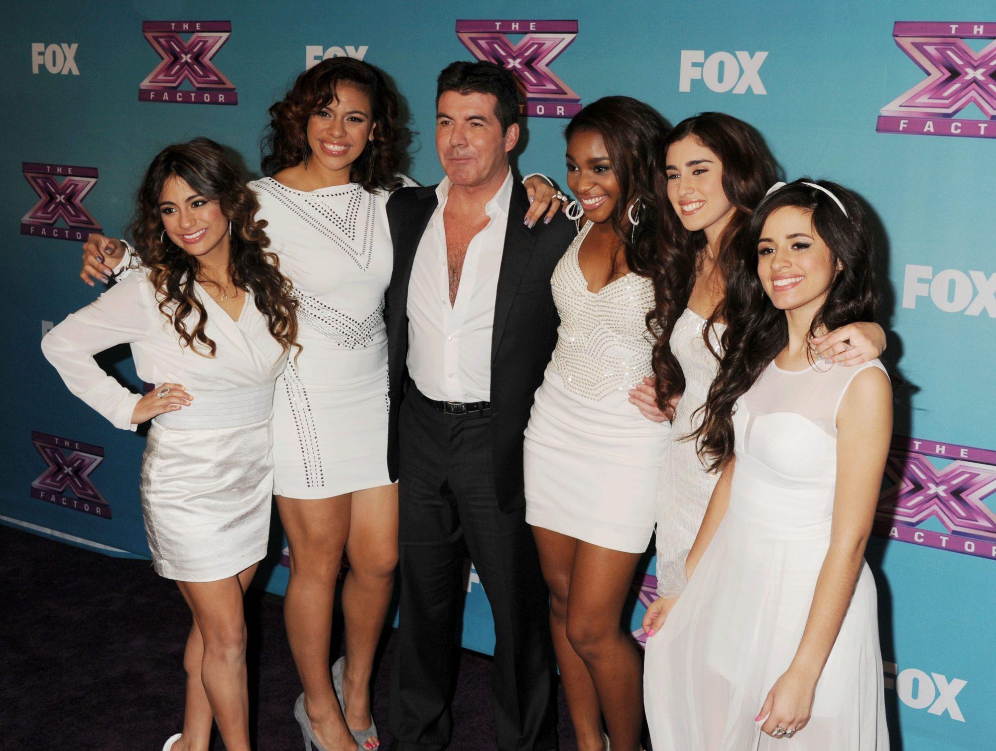 """FOX's """"The X Factor"""" Season Finale - Night 1 - Photo Op"""