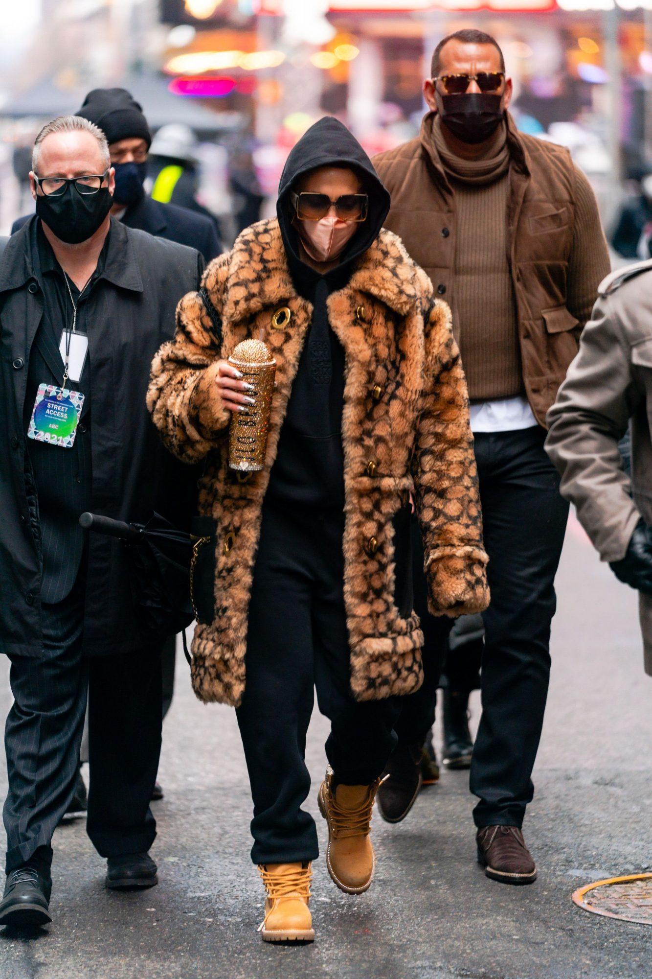 Jennifer Lopez Nueva York