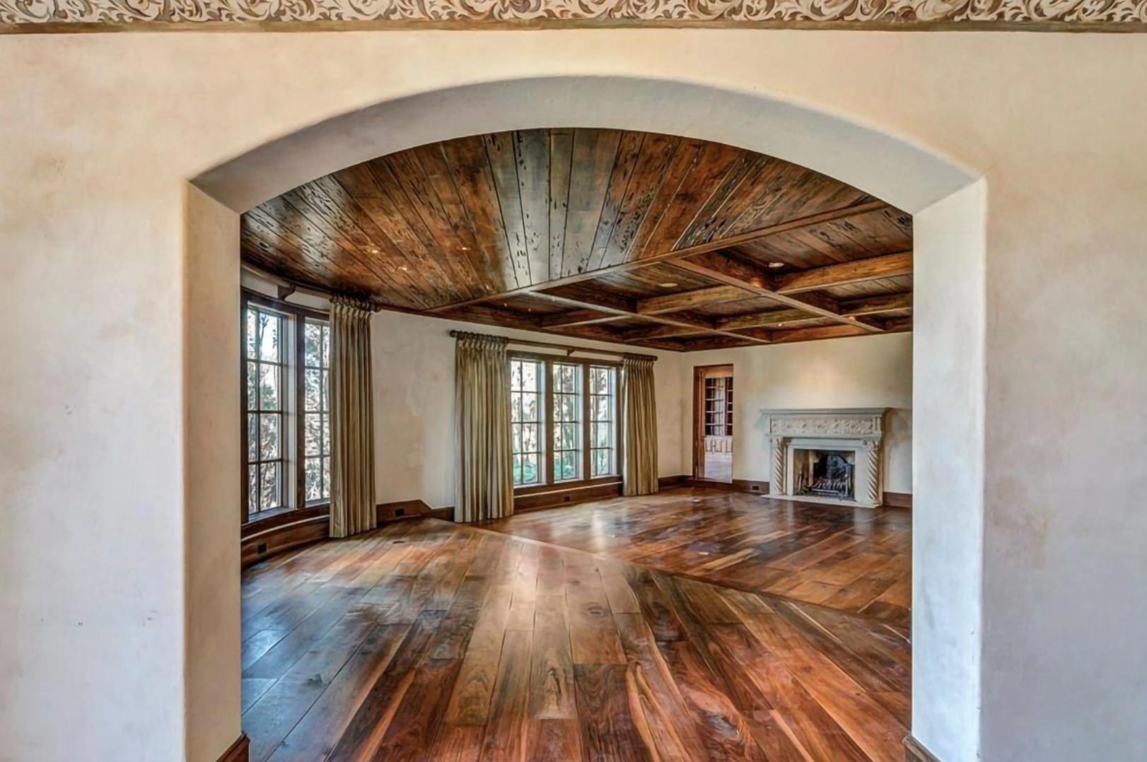 La mansión ecuestre de Dwayne Johnson