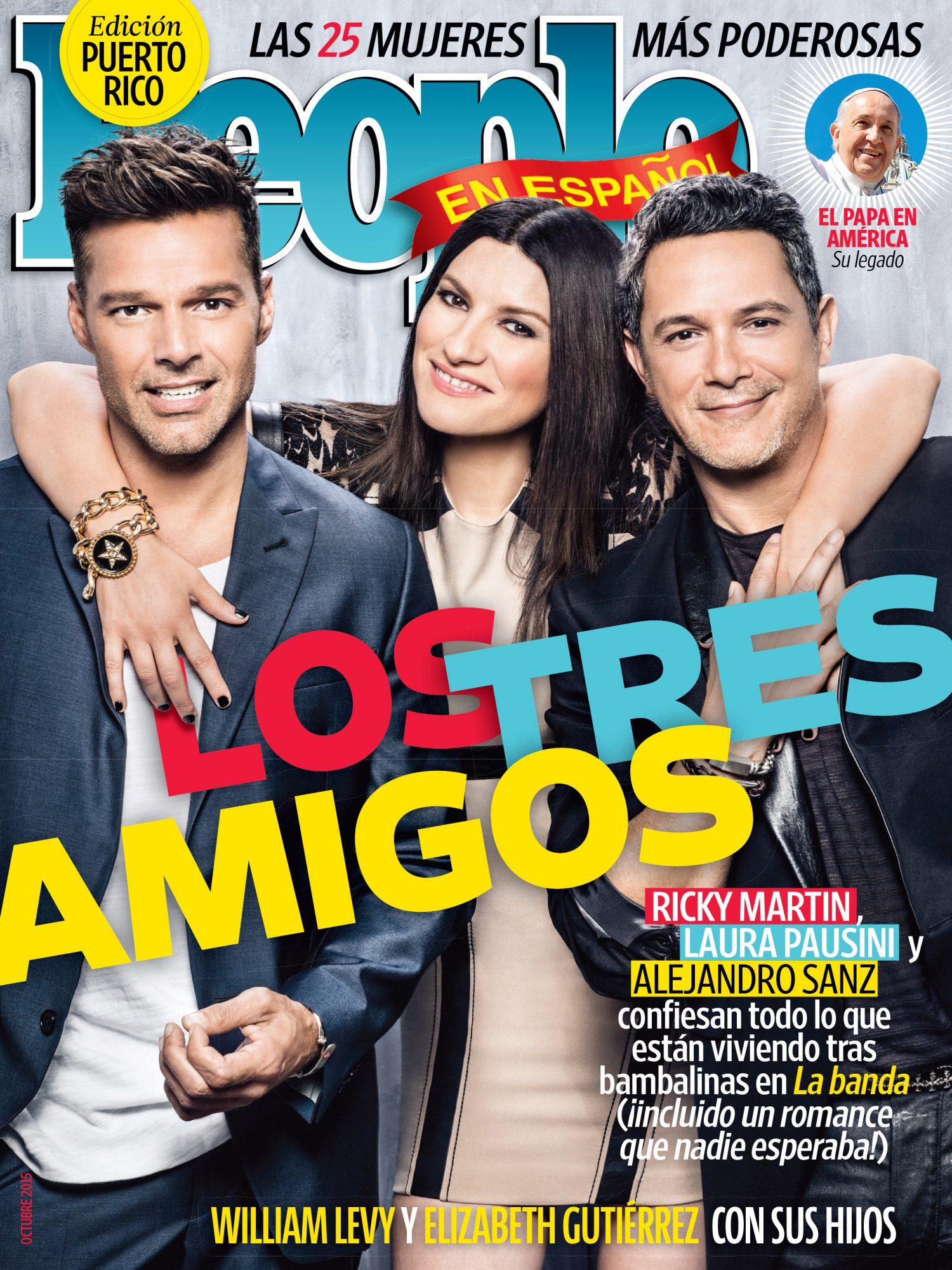 Octubre 2016 portada - Las 25 Mujeres Mas Poderosas Cover