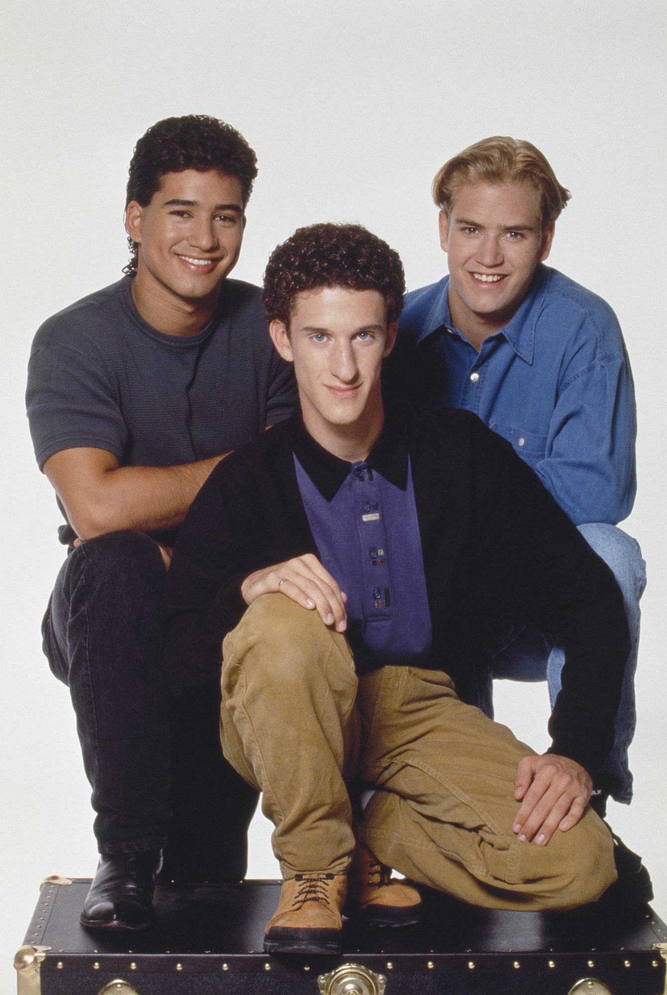 Mario Lopez, Dustin Diamond, Mark-Paul Gosselaar