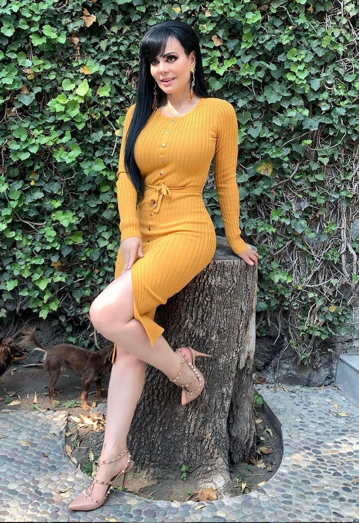 Maribel Guardia, look, mexico