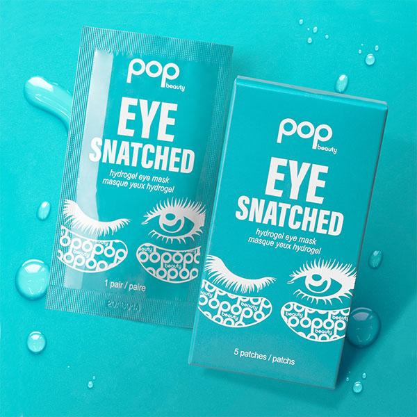 POP Beauty, eye patches