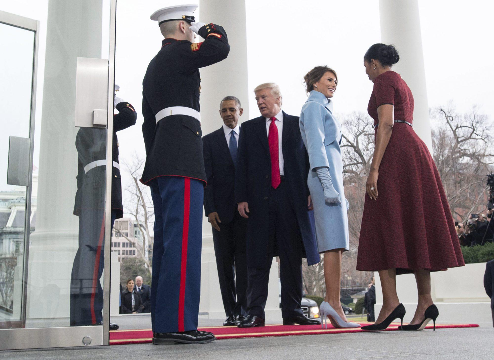 Inauguración presidencial de Donald Trump