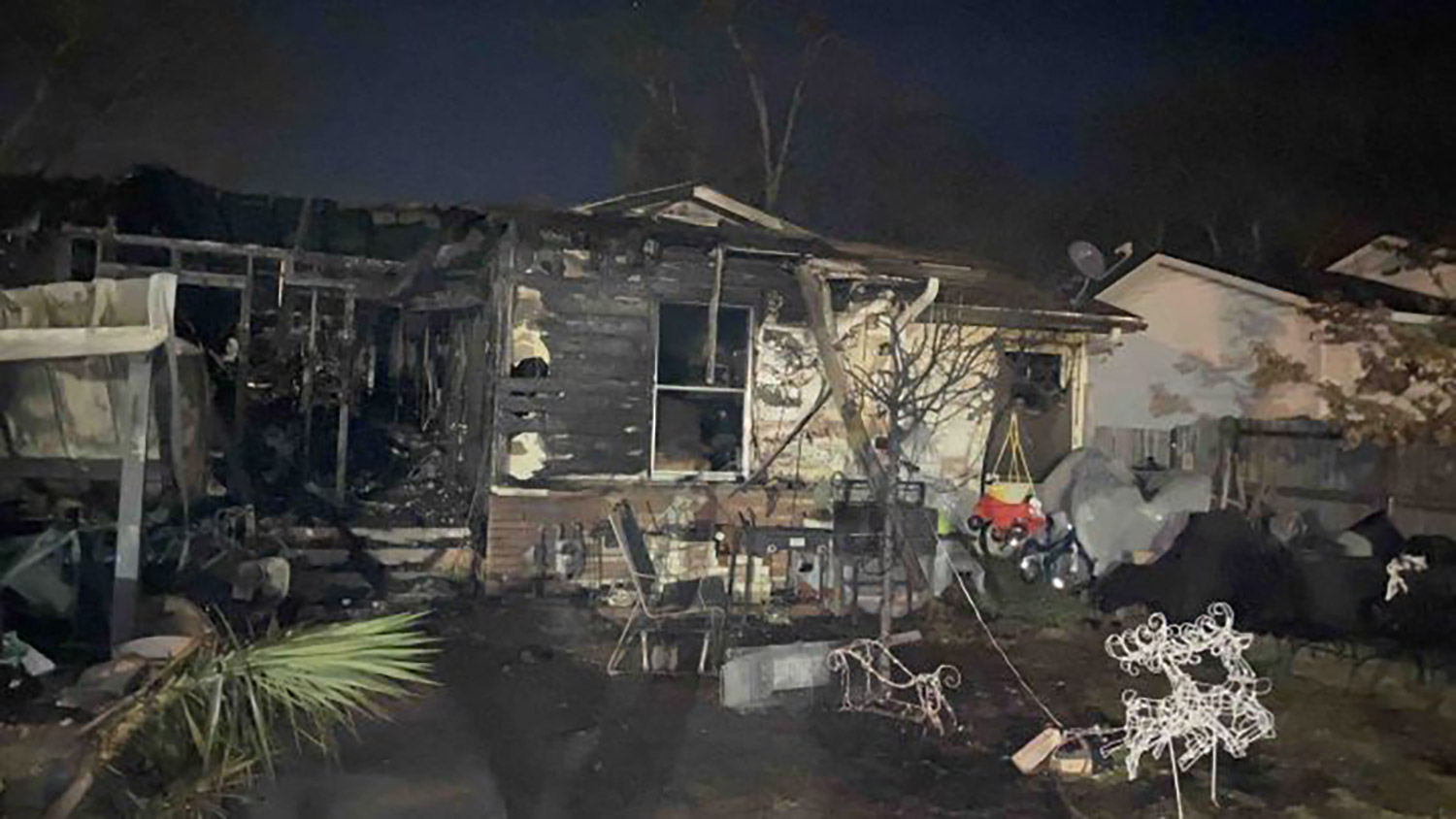Rivera family saved by teen who smelled firecredit gofundme