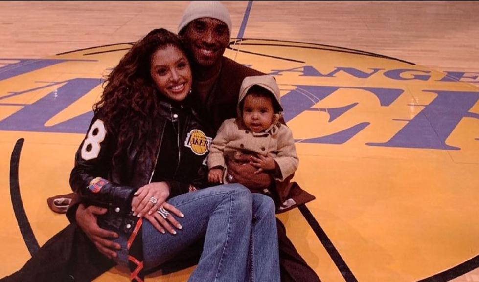 Kobe Bryant Vanessa Bryant Natalia