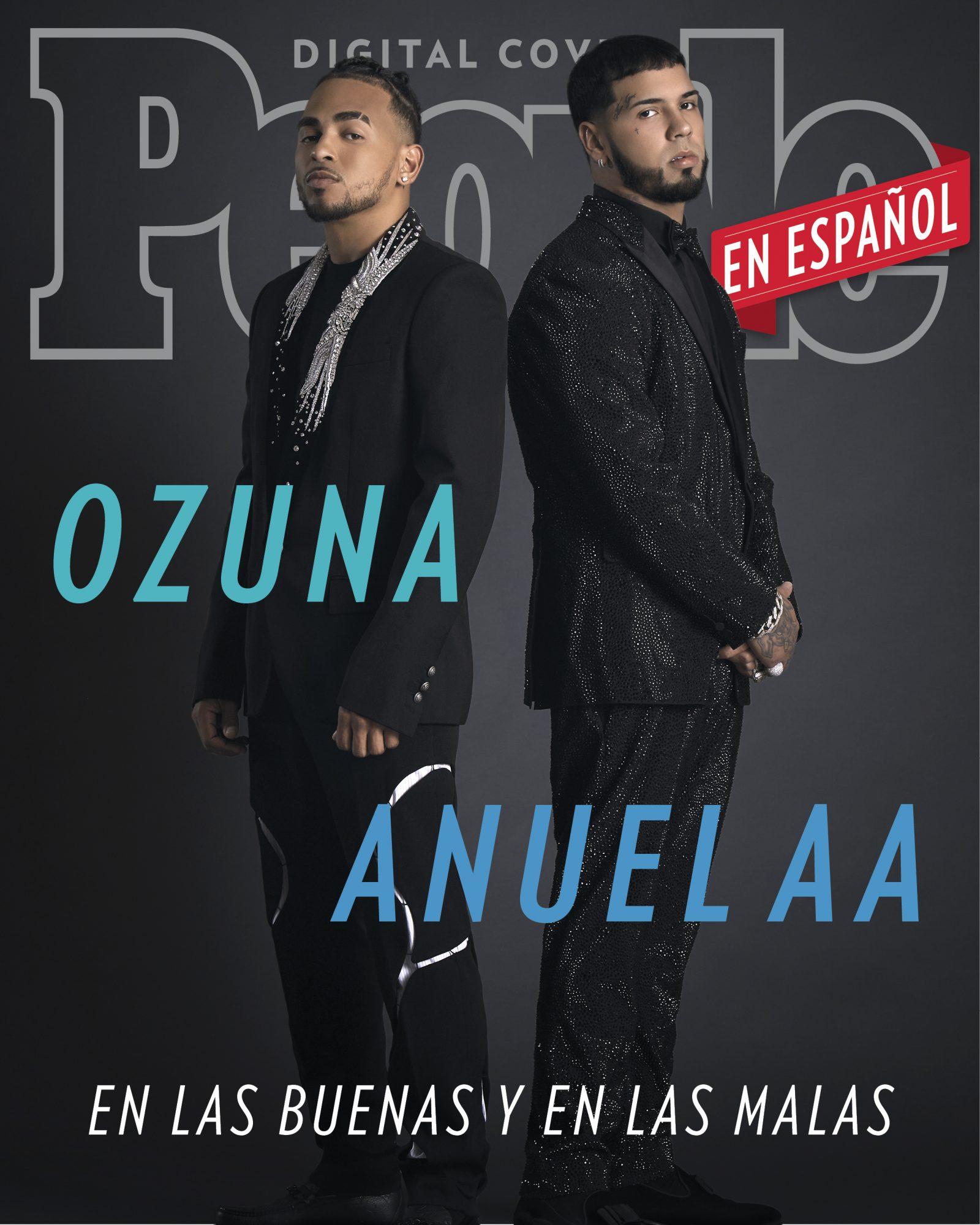 Ozuna y Anuel AA