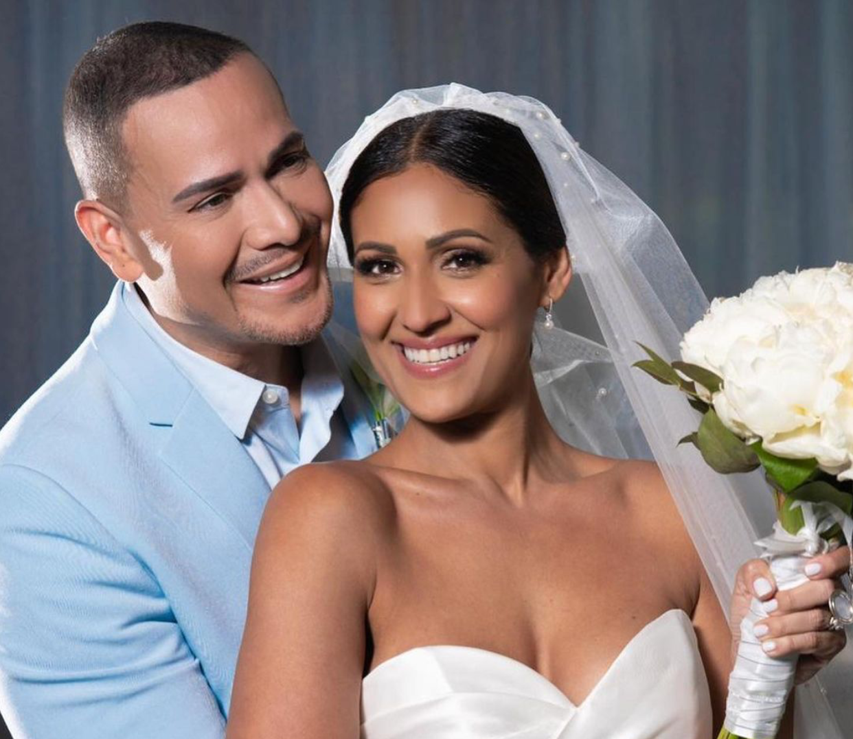Victor Manuelle boda
