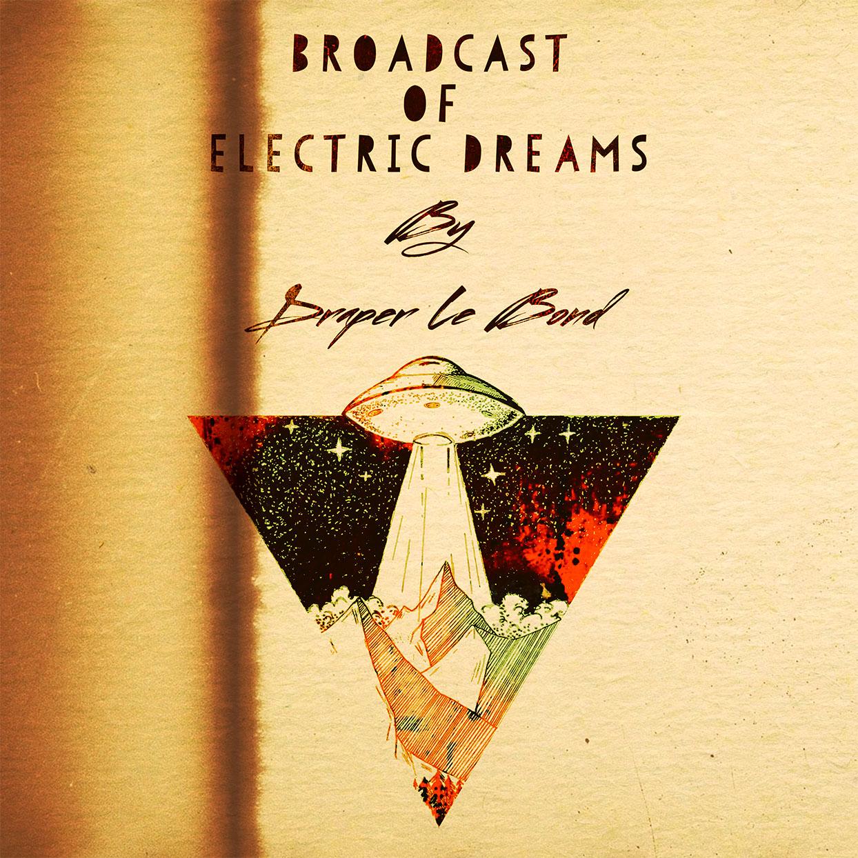 Broadcast of Electric Dreams portadaen