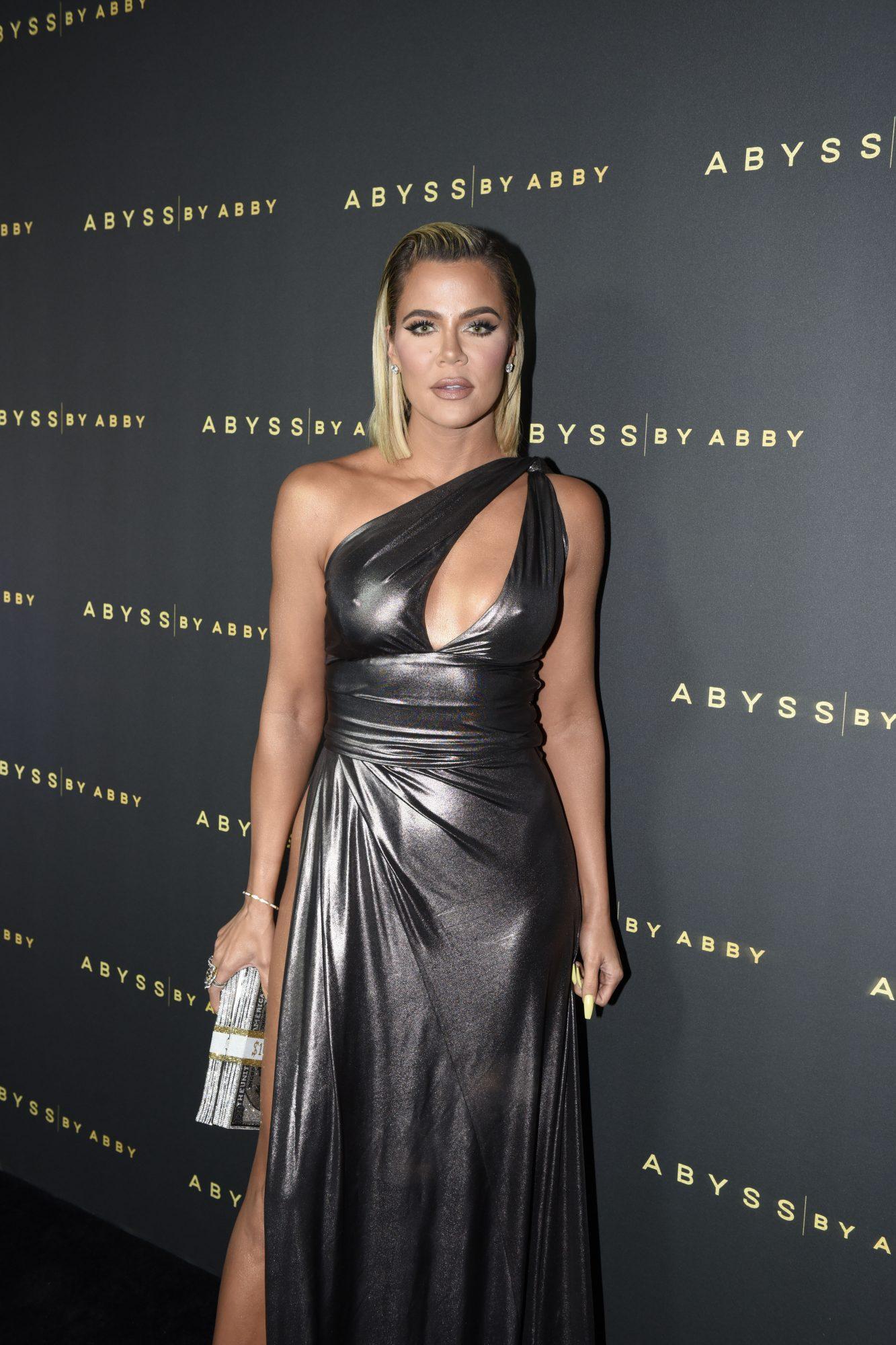 Khloe Kardashian, sexy, Abbys by Abby Arabian Nights estr
