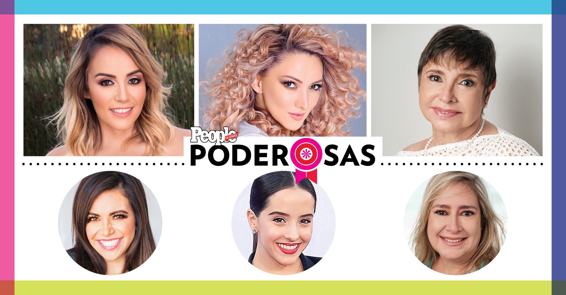 Poderosas 2021 tres finalistas