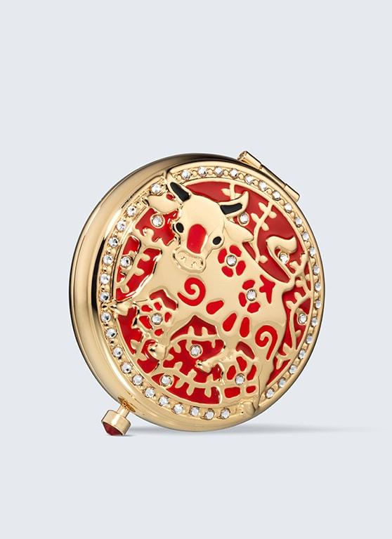 Belleza año nuevo chino