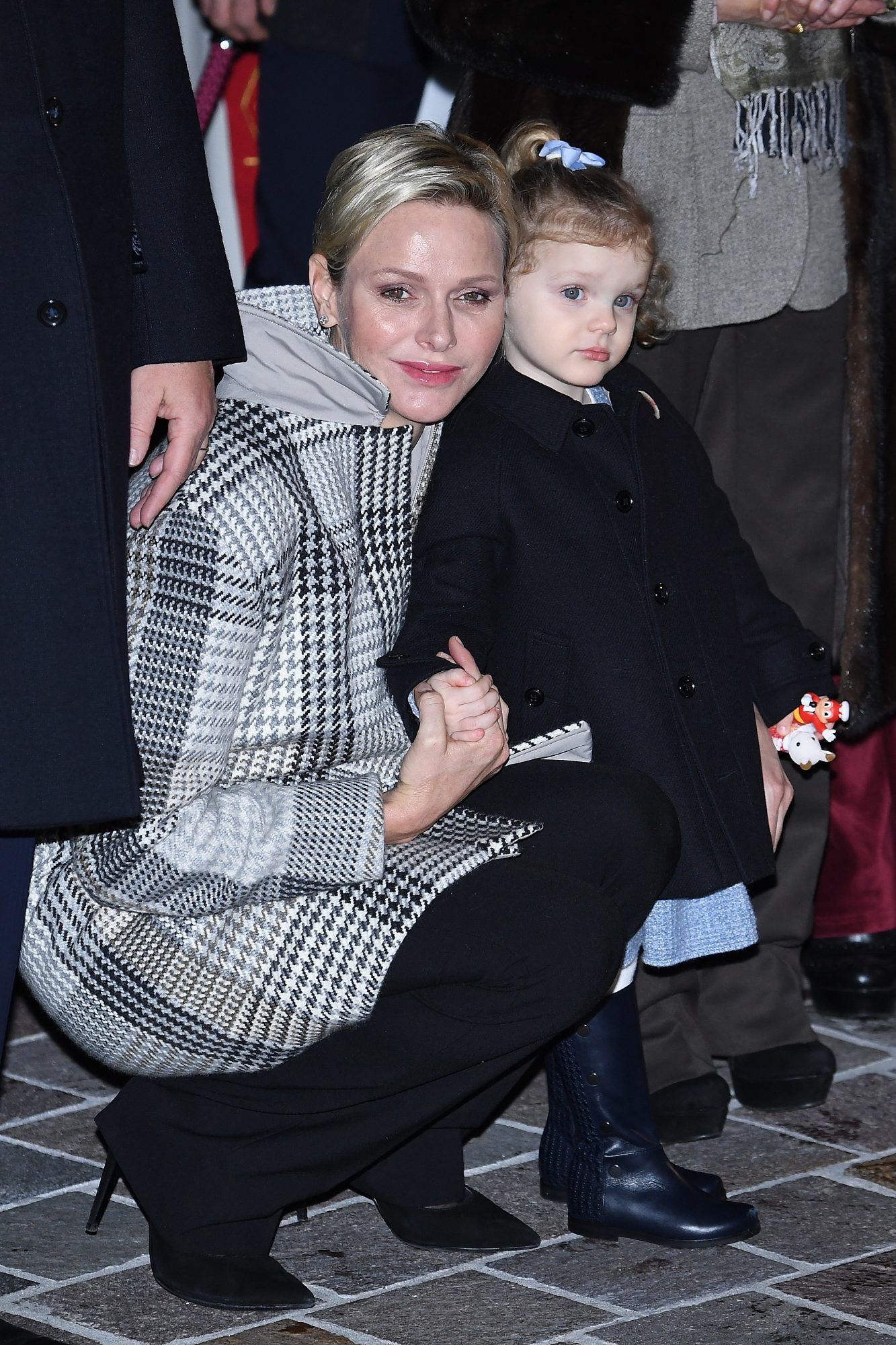Pirncesa Charlene Princesa Gabriella de Monaco