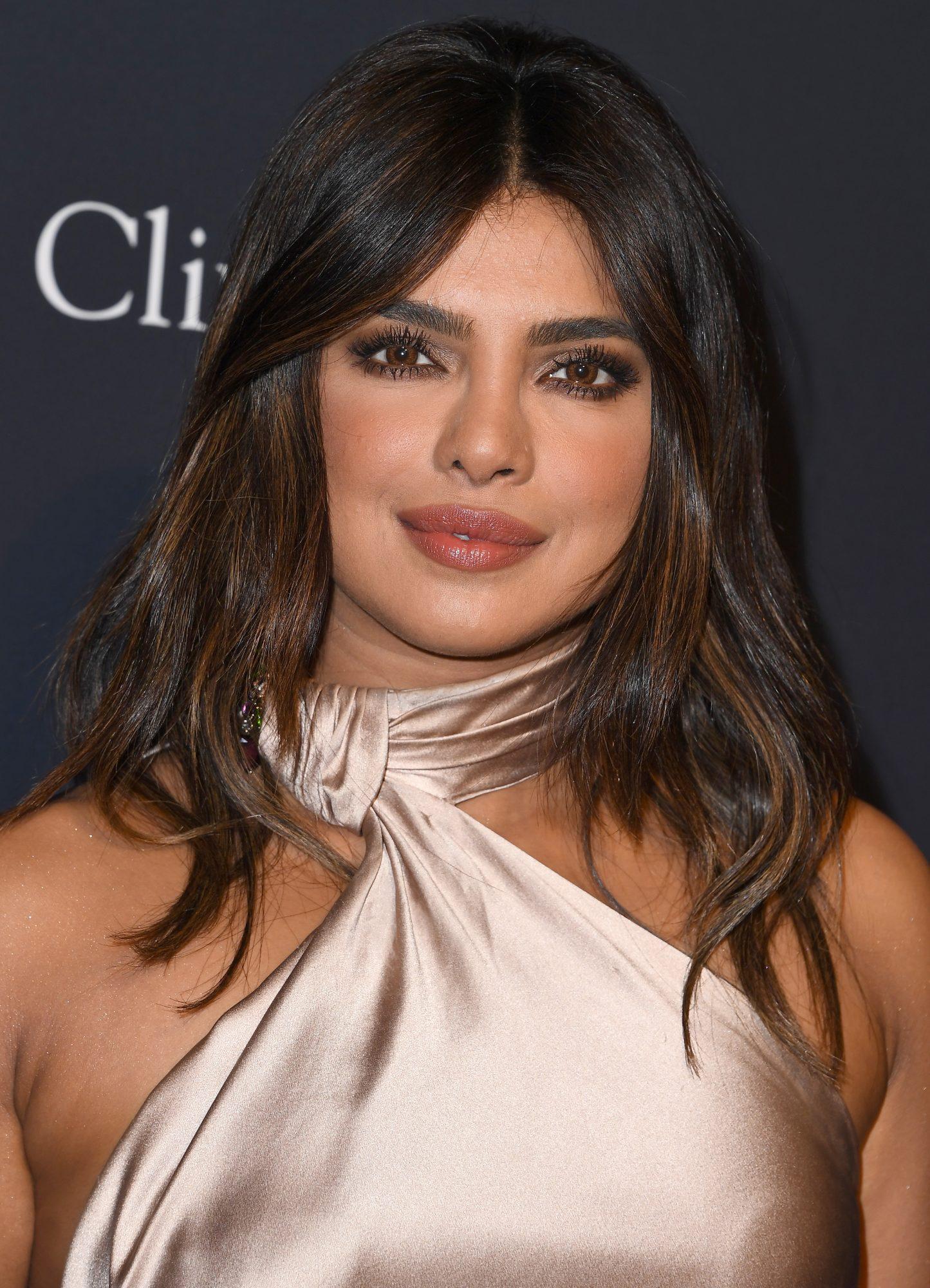Priyanka Chopra lanza linea para cabello en Target