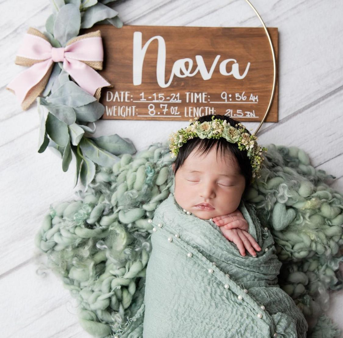 Amelia Vega Bebe Nova