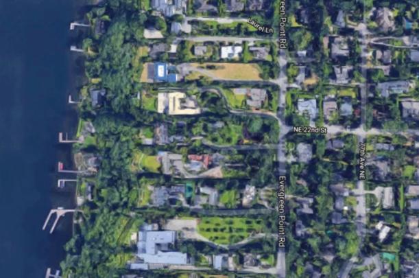 Las Casas de Jeff Bezos