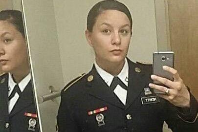 Selena Roth; Army veteran, was found dead Jan. 13 at the Schofield Barracks