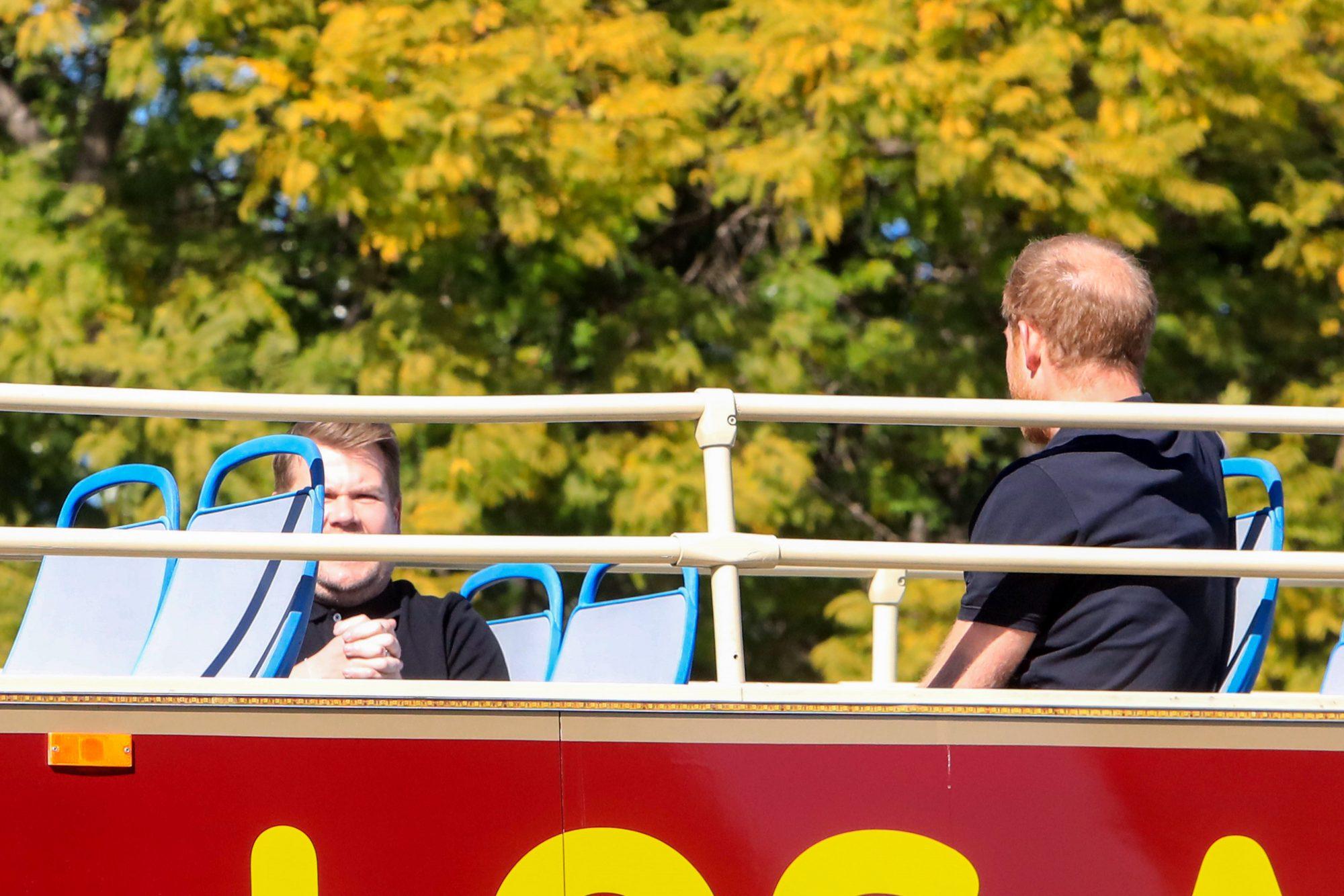 Príncipe Harry aparecerá en el programa de James Corden, Carpool Karaoke