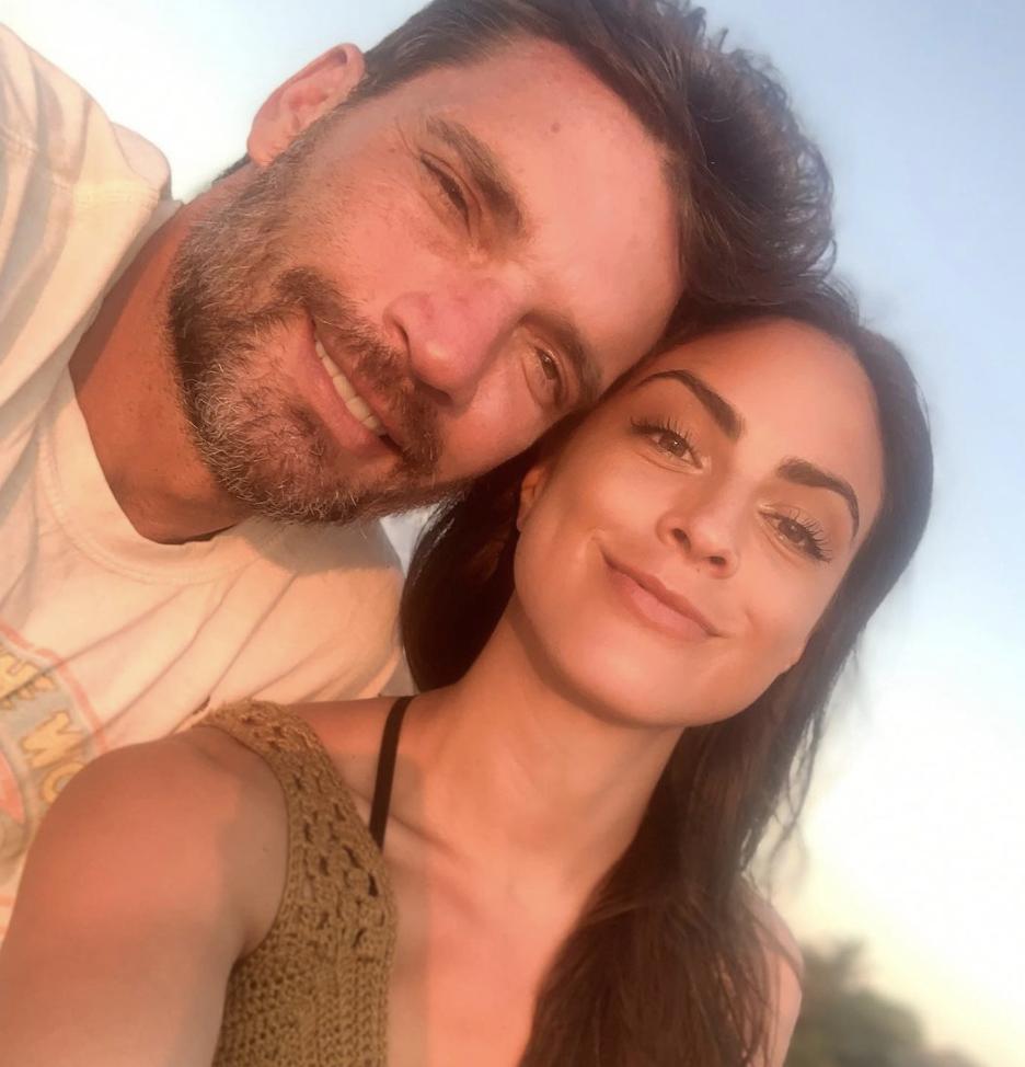 Valeria marin y Julian Gil