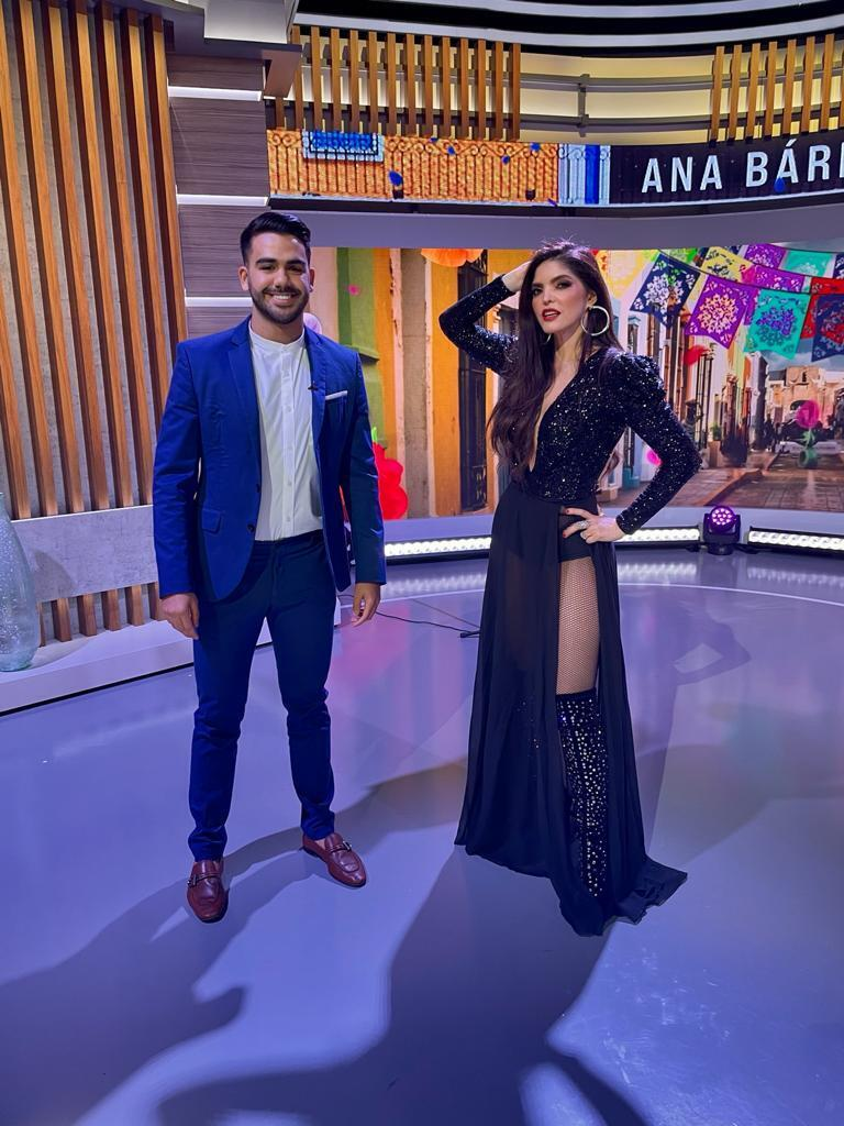 Ana Bárbara y Carlos Aydan