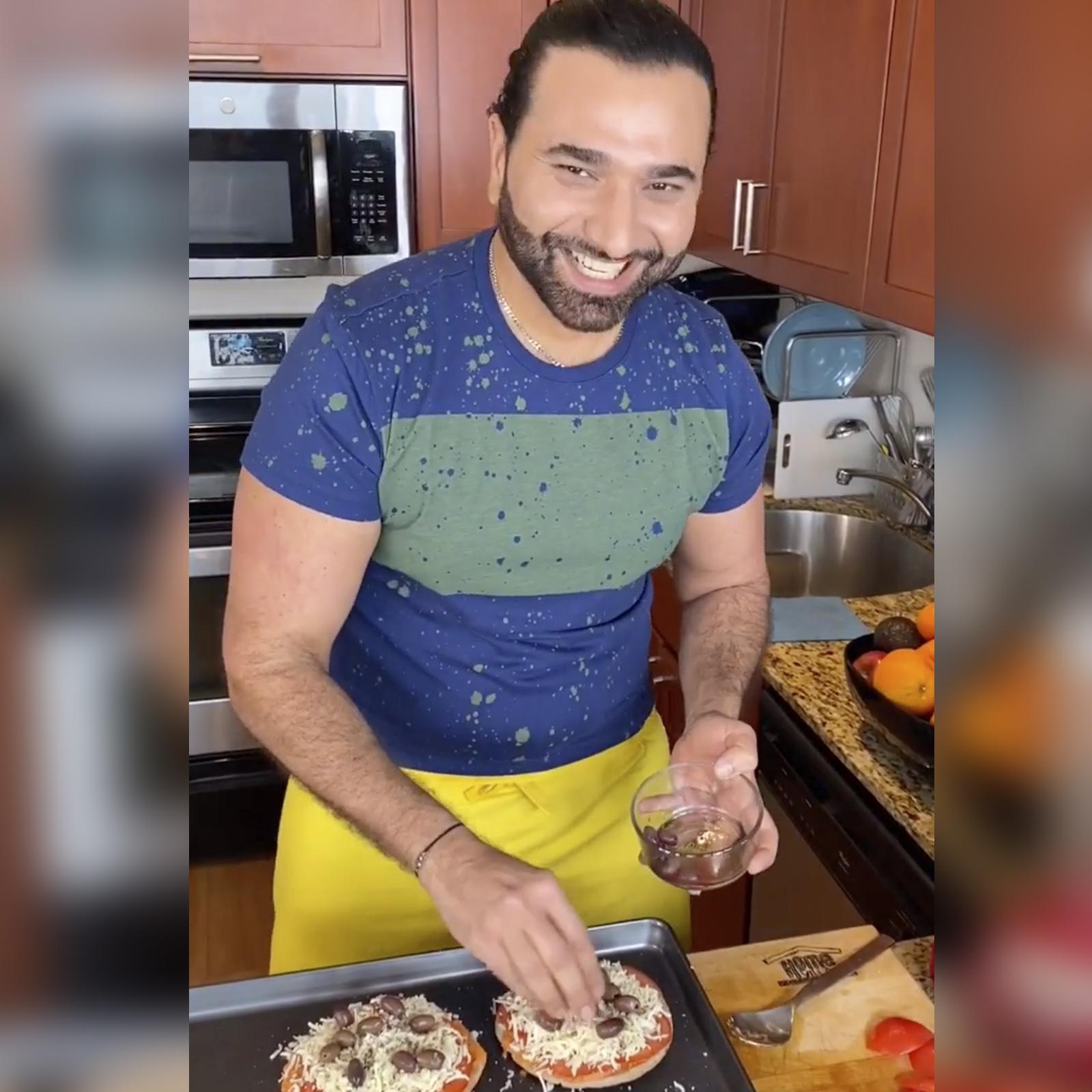 carlos mesber, receta de pizza, Suelta la Sopa