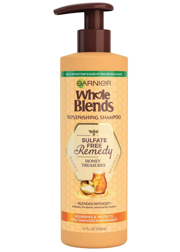 garnier whole blends sulfate free remedy conditioner