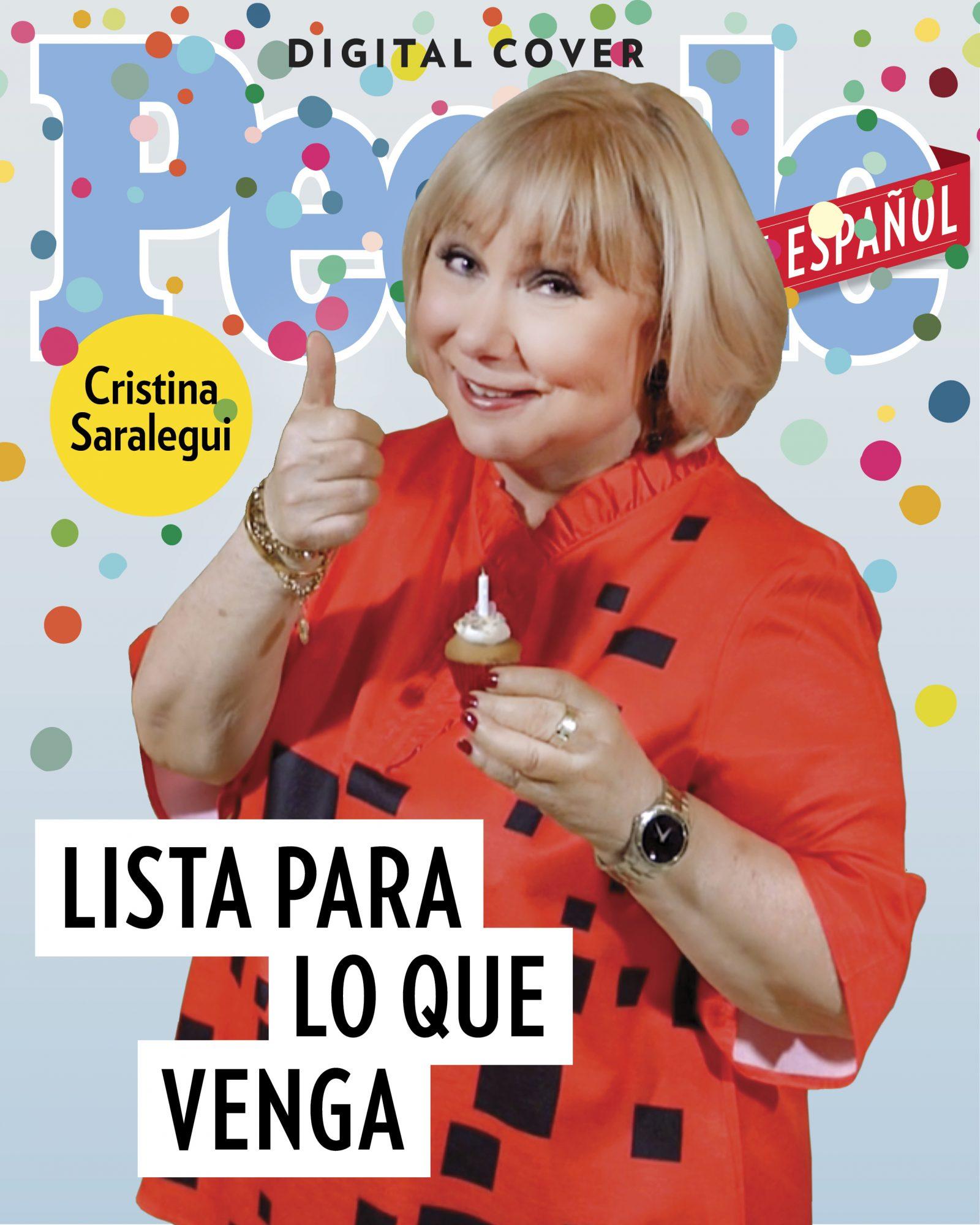 Cristina Saralegui Digital Cover