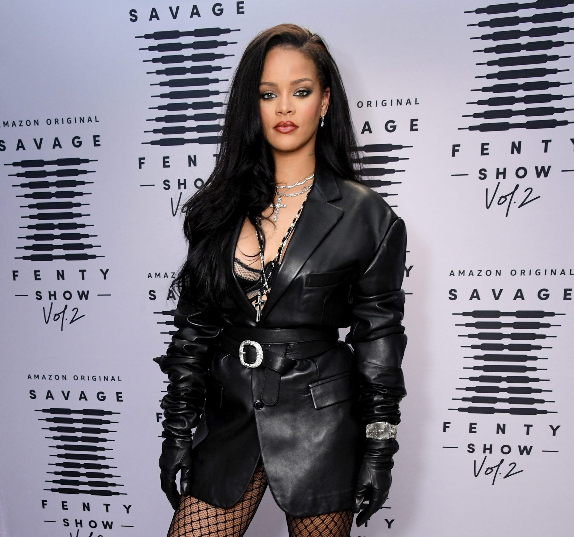 Rihanna cierra su línea de ropa Fenty ready to wear