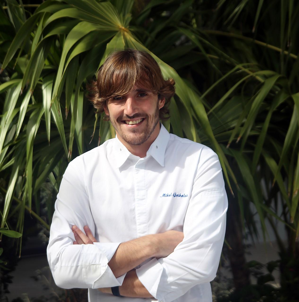 Chef Mikel Goikolea