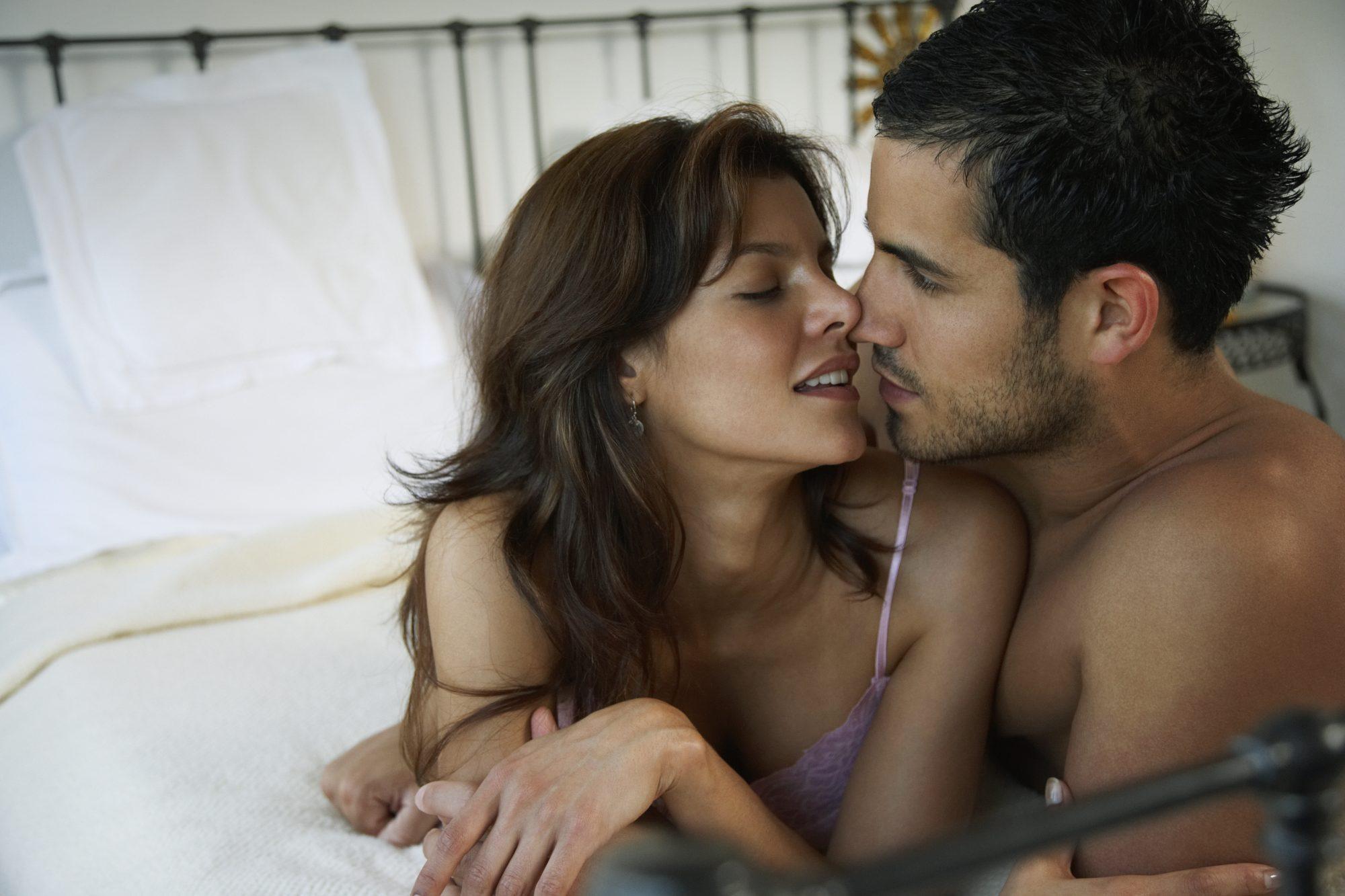 San Valentín planes sexy pareja